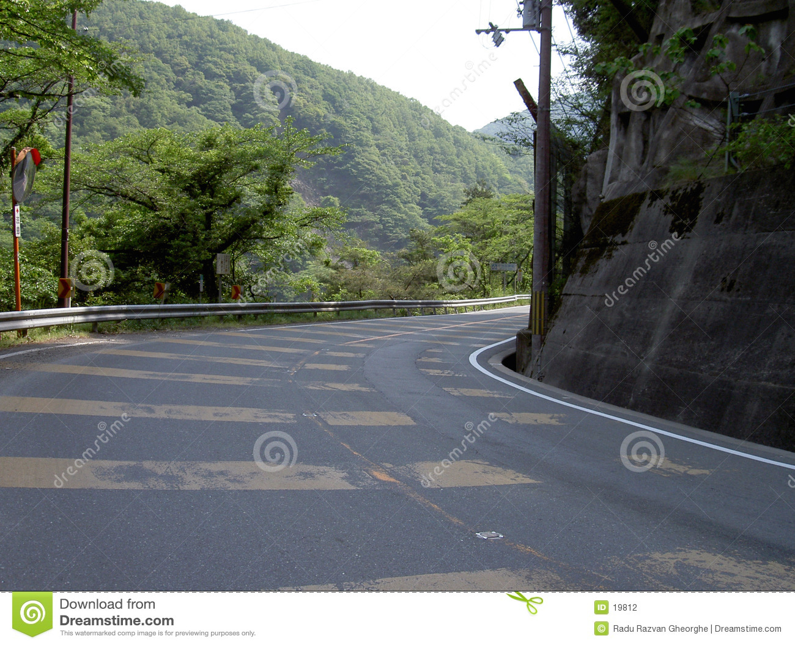 Koszowa road