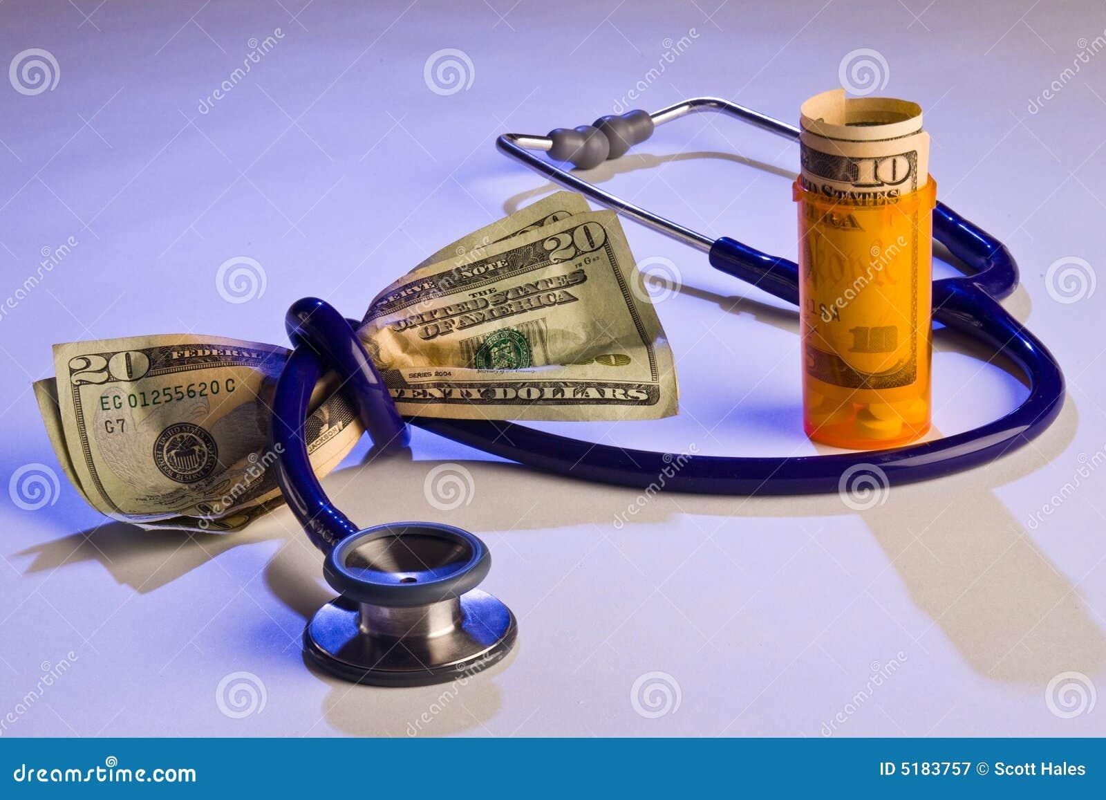 Koszty medyczne wysoko