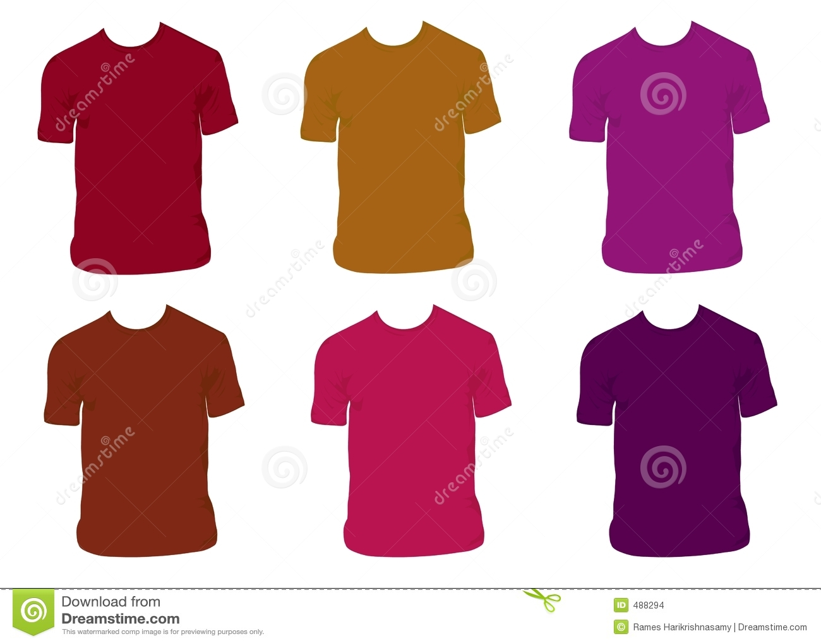 Koszula wektorowe
