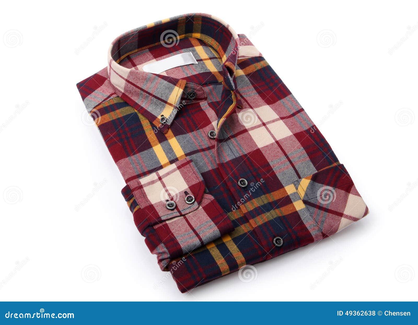 Koszulowi w kratkę mężczyzna
