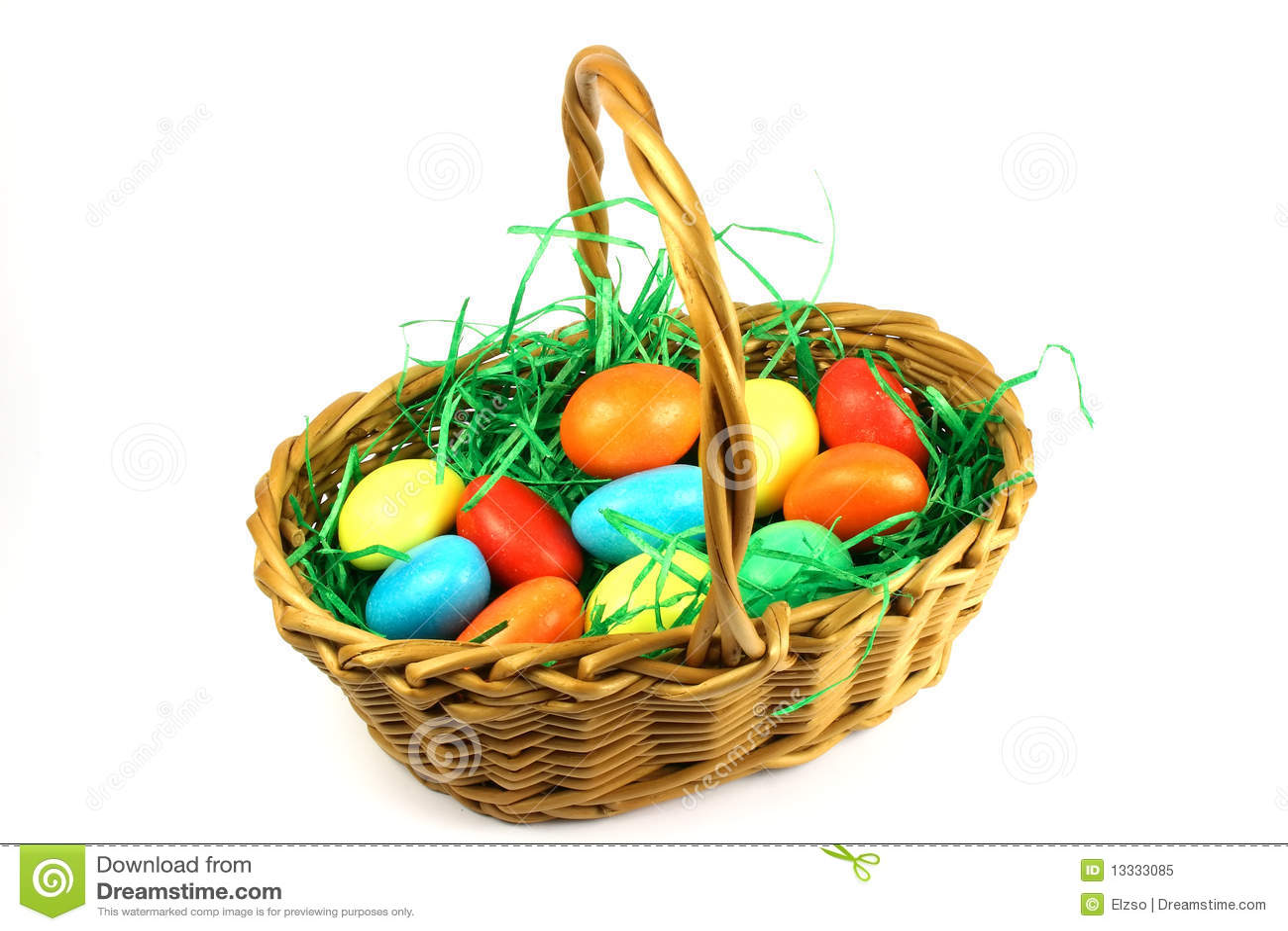 Koszykowi jajka