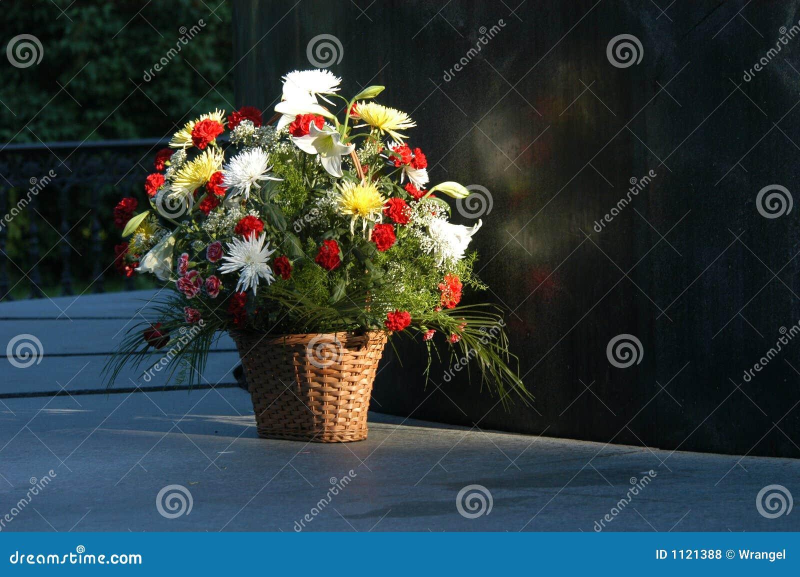Koszykowy kwiat