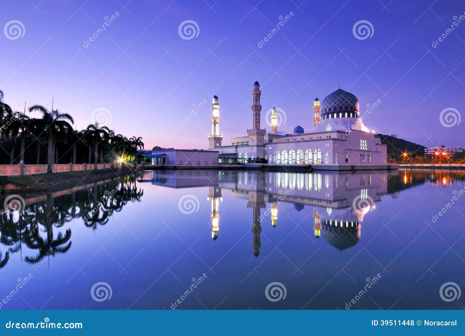 Kota Kinabalu Sabah Floating Mosque