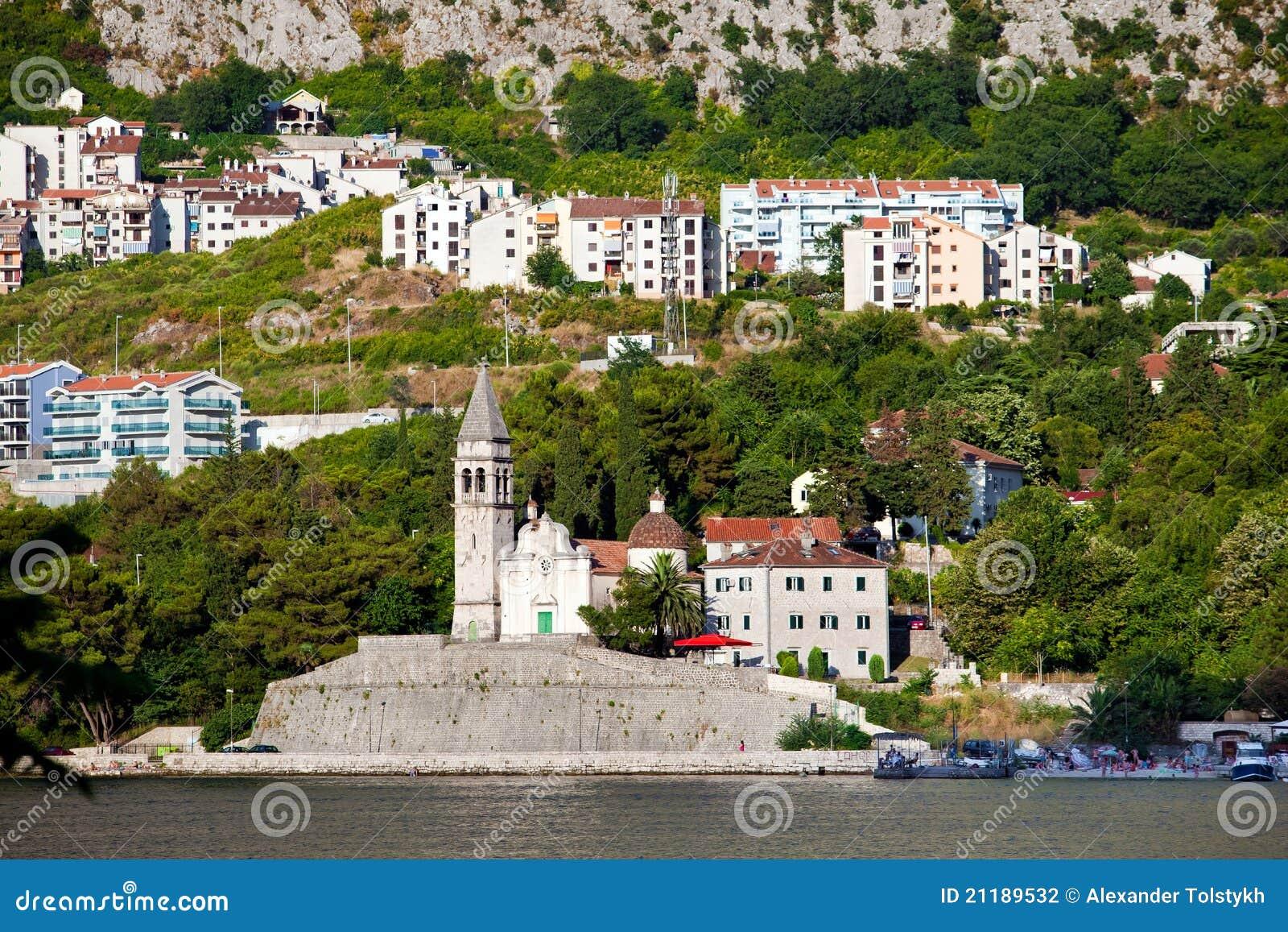 Kotor city view, Montenegro