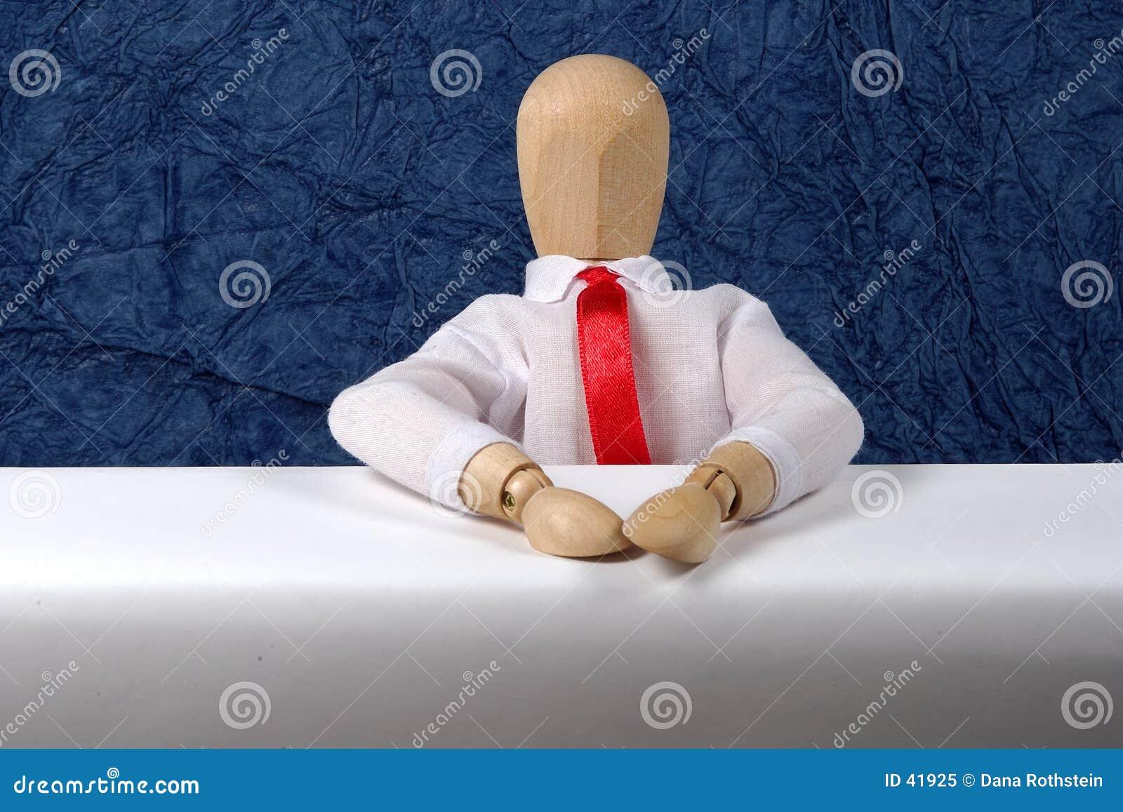 Kotwicowy biurko
