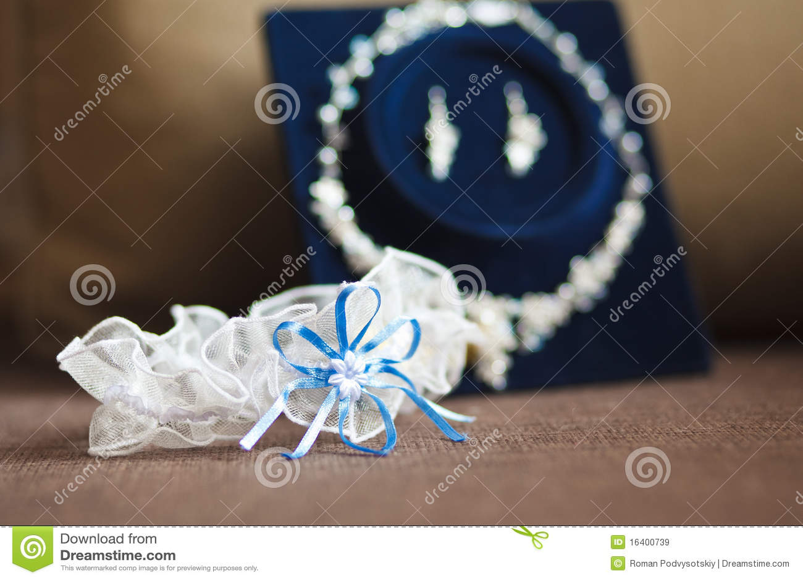 Kouseband van de bruid
