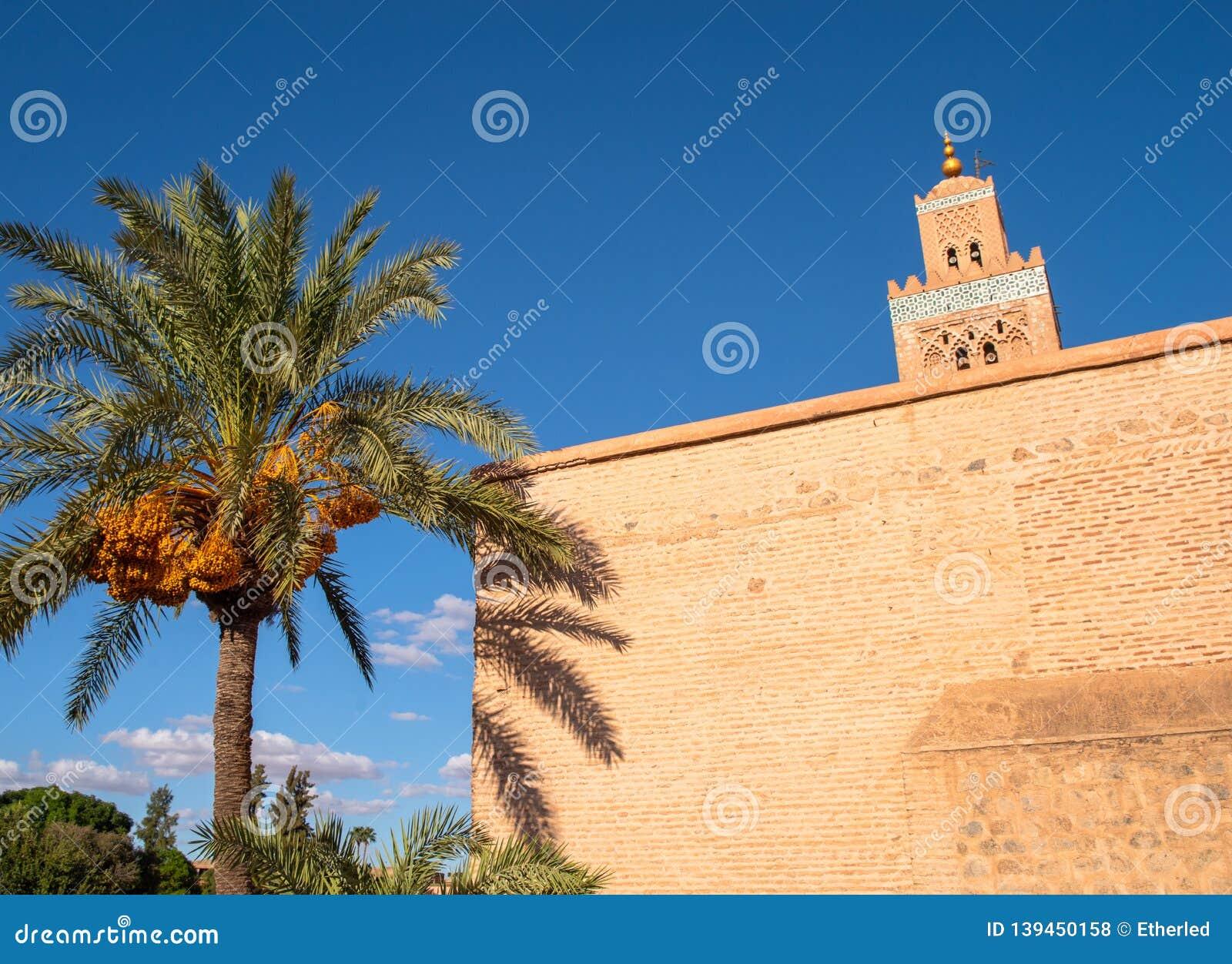 Koutoubiamoskee in Marrakech