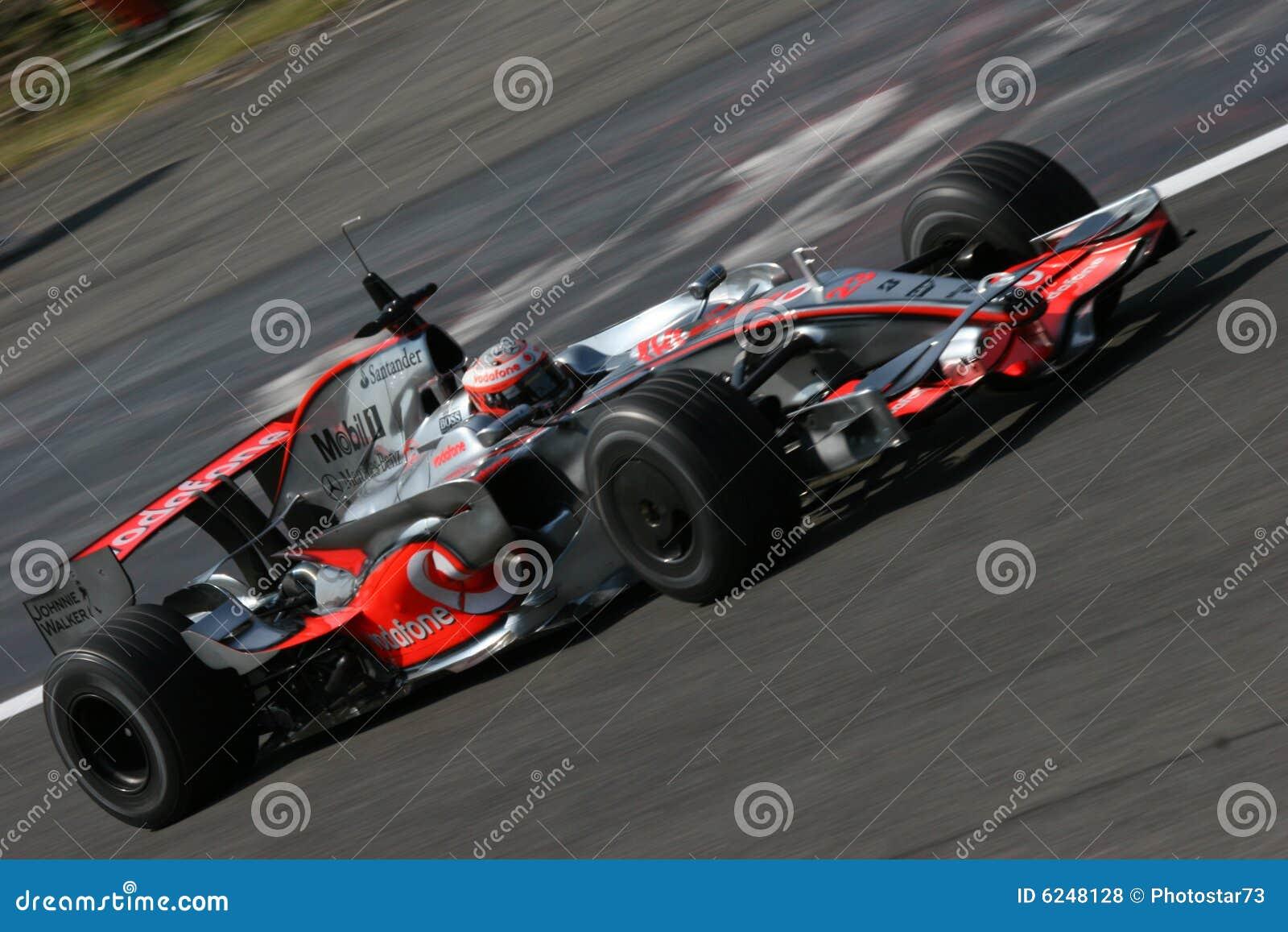 Kovalainen Heikki sur Mercedes f1