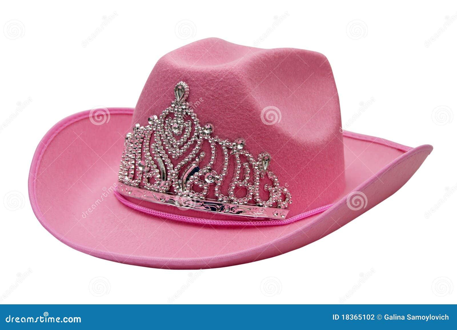 6d2bce436 Kowbojski kapelusz menchie zdjęcie stock. Obraz złożonej z ...