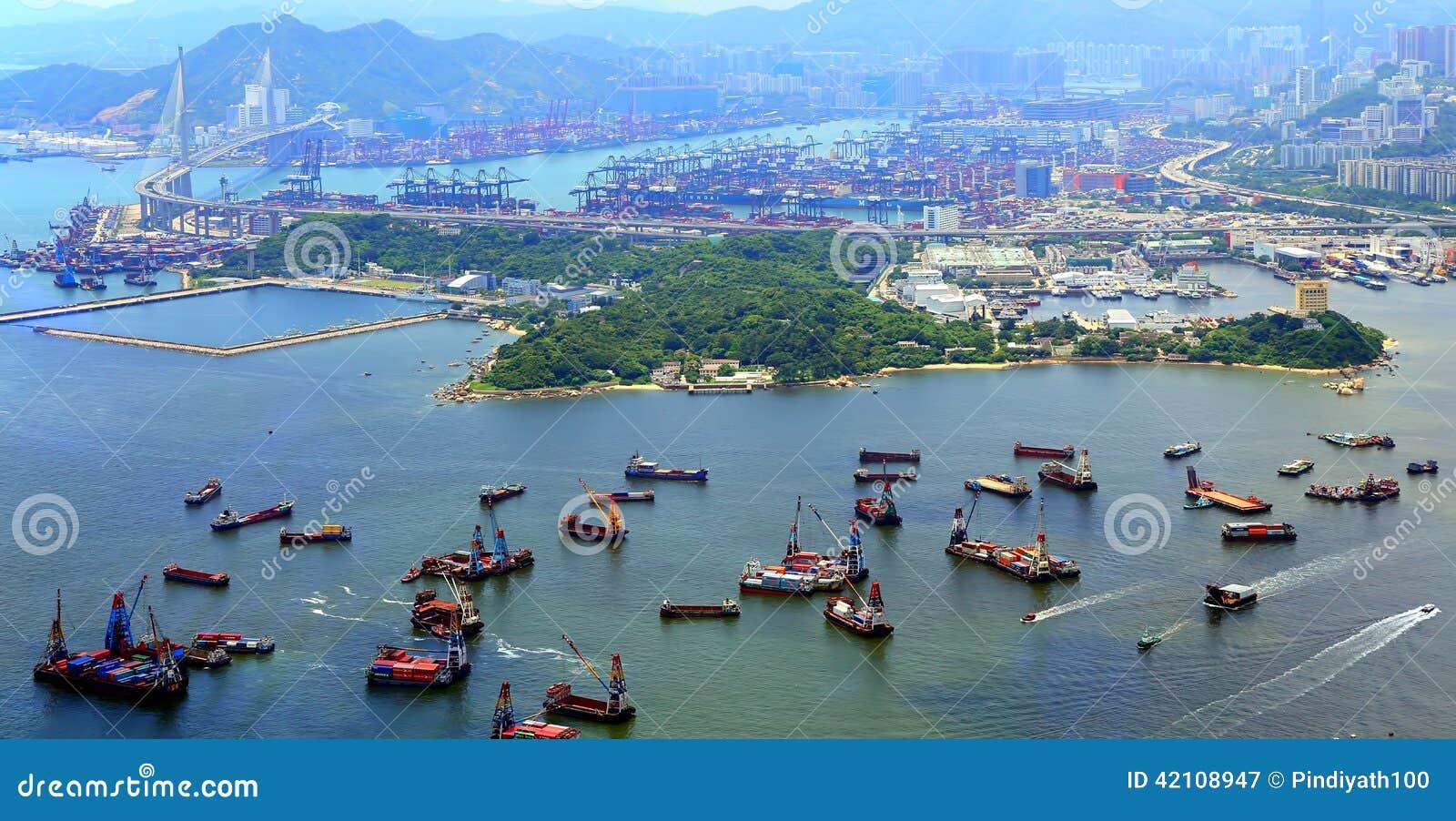 Kowloon e territórios novos, Hong Kong