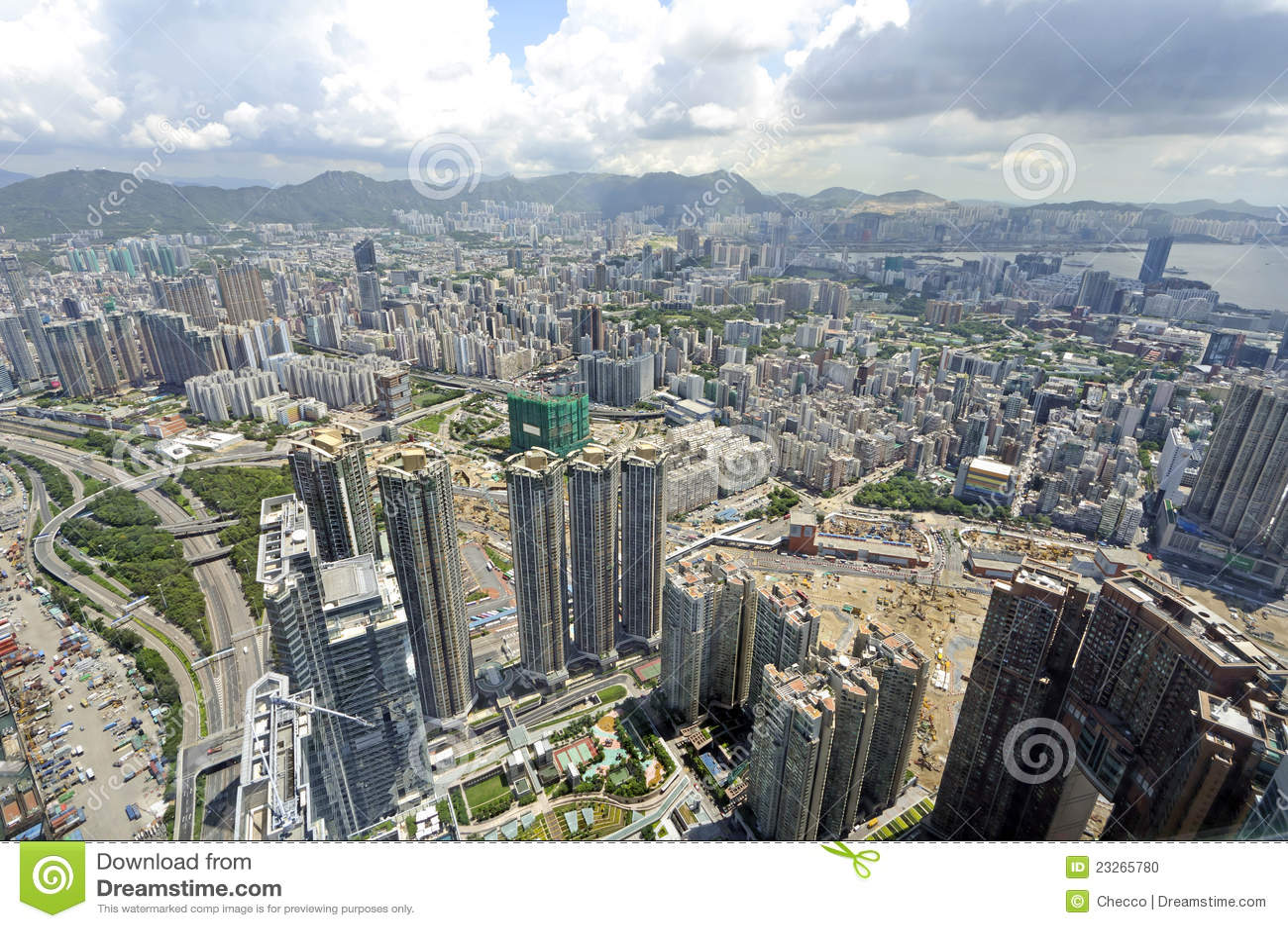The Evolving Urban Form: Hong Kong
