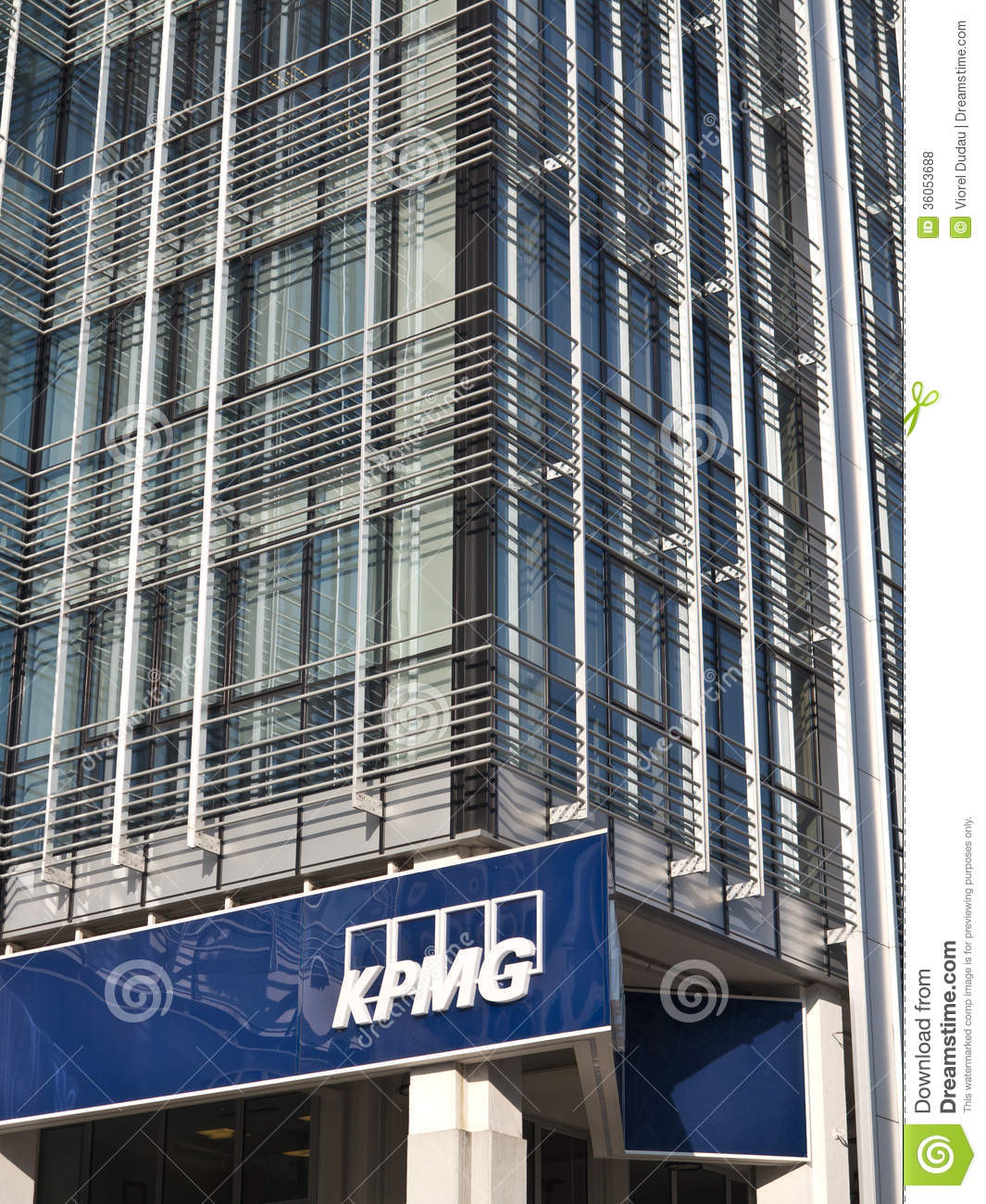 Kpmg branch editorial stock photo image 36053688 for Firm company