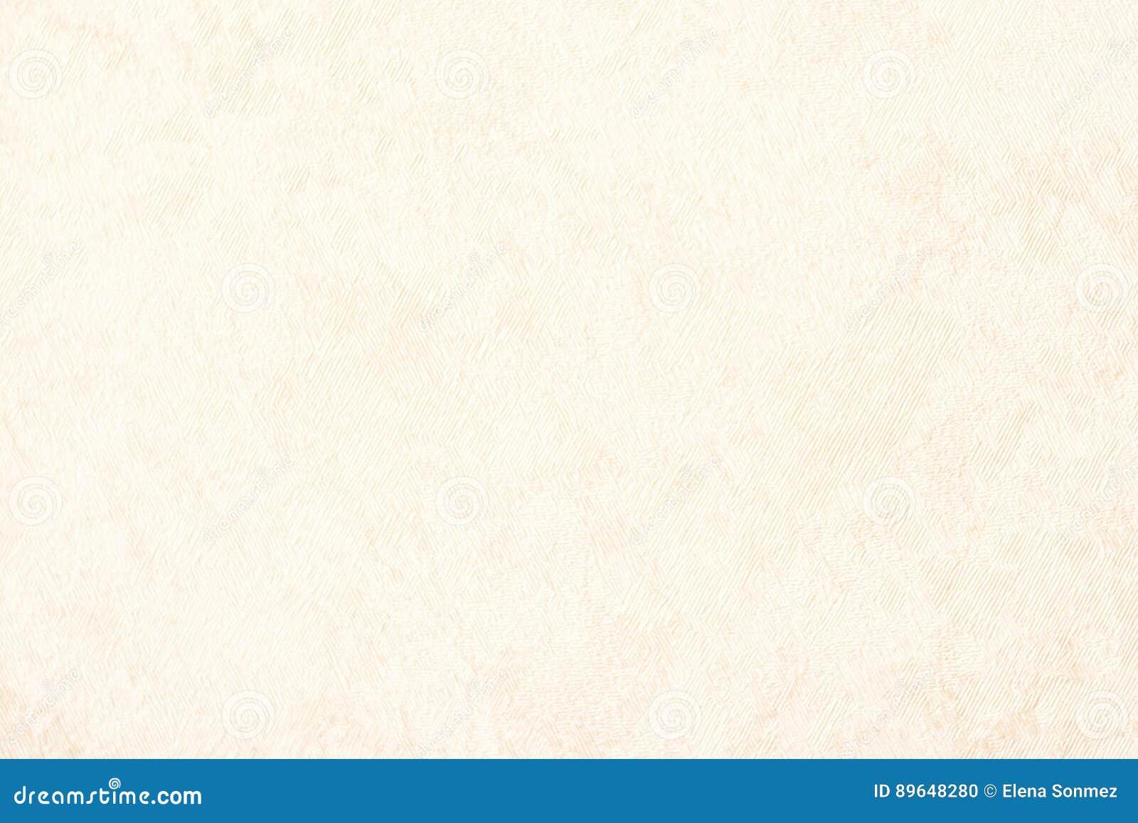 Kräm- beige färg för texturbakgrundspapper, pergamentpapper, websitebakgrund