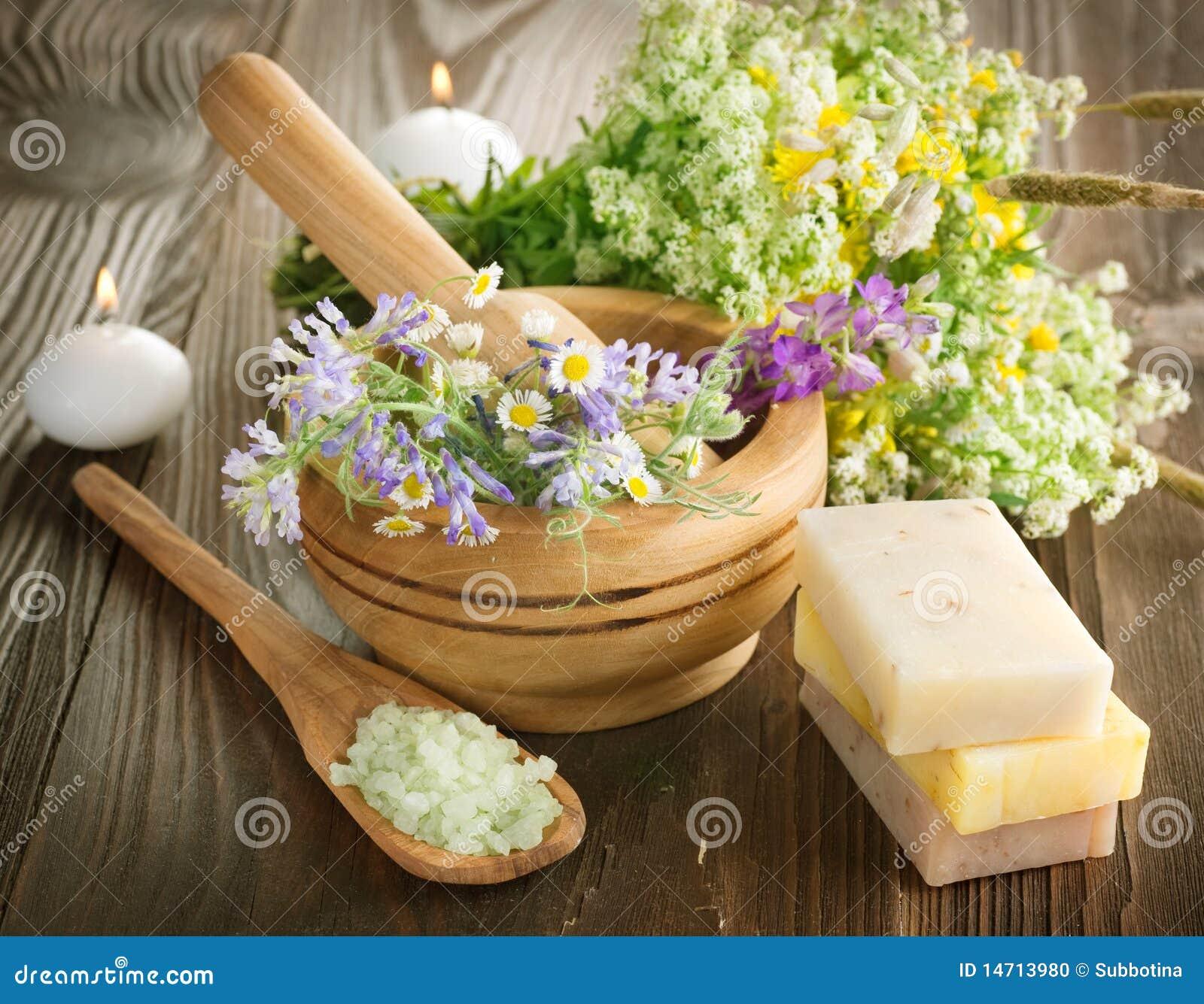 Kräuterbadekurort-Produkte