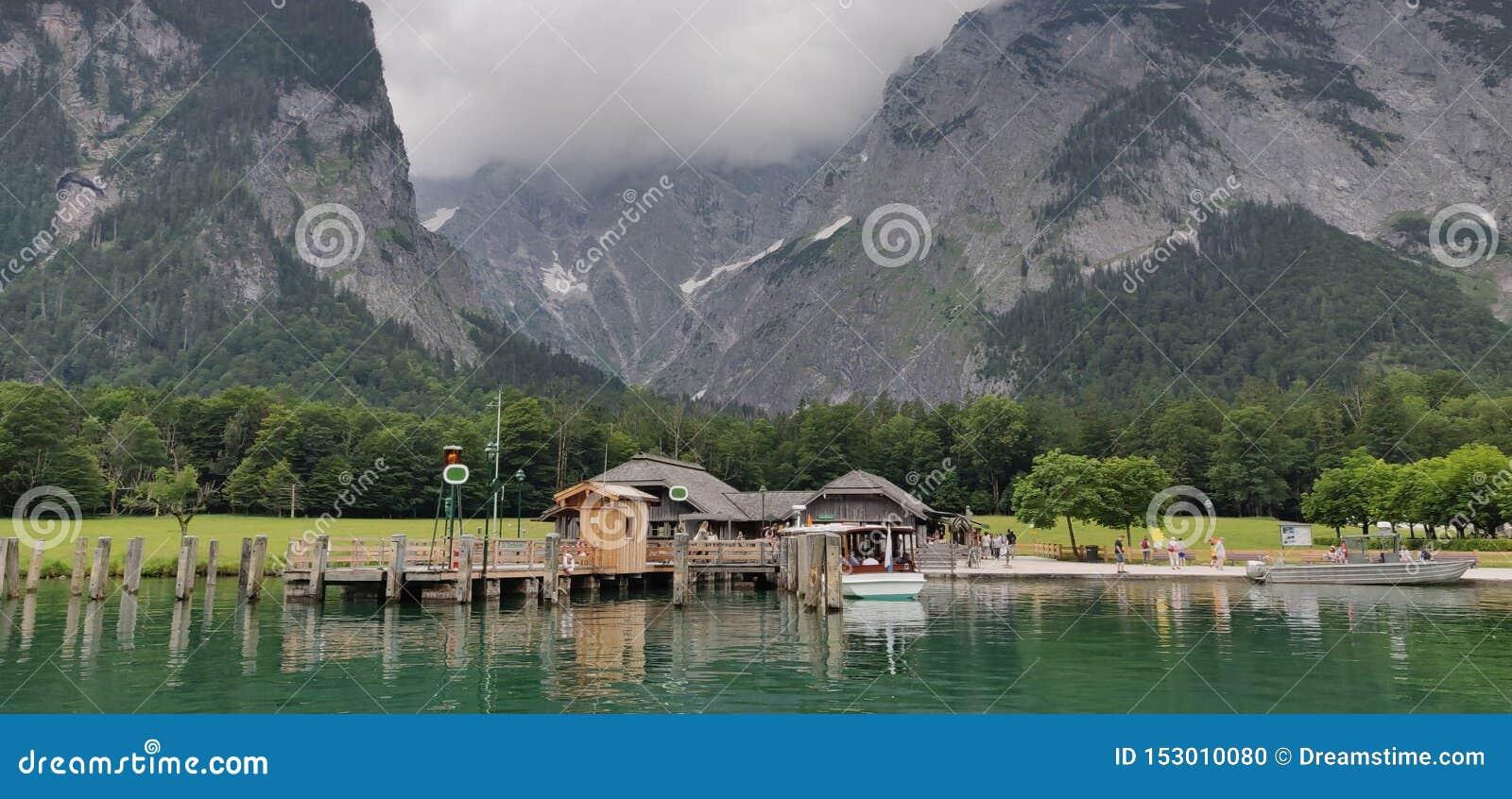 Królewiątko jezioro