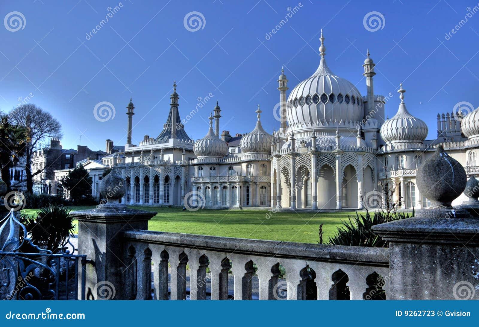 Królewski Brighton pawilon