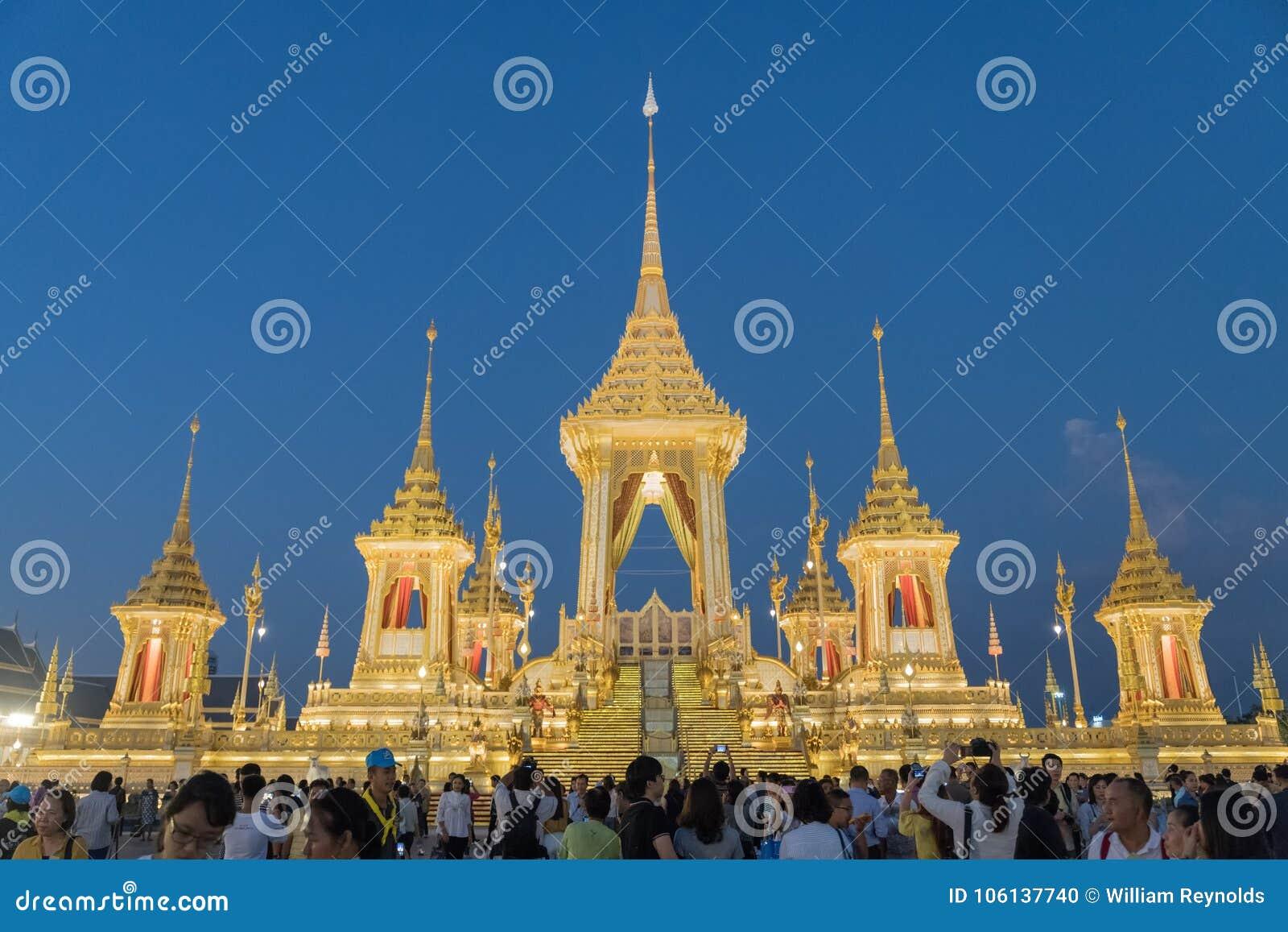 Królewski Crematorium Tajlandia