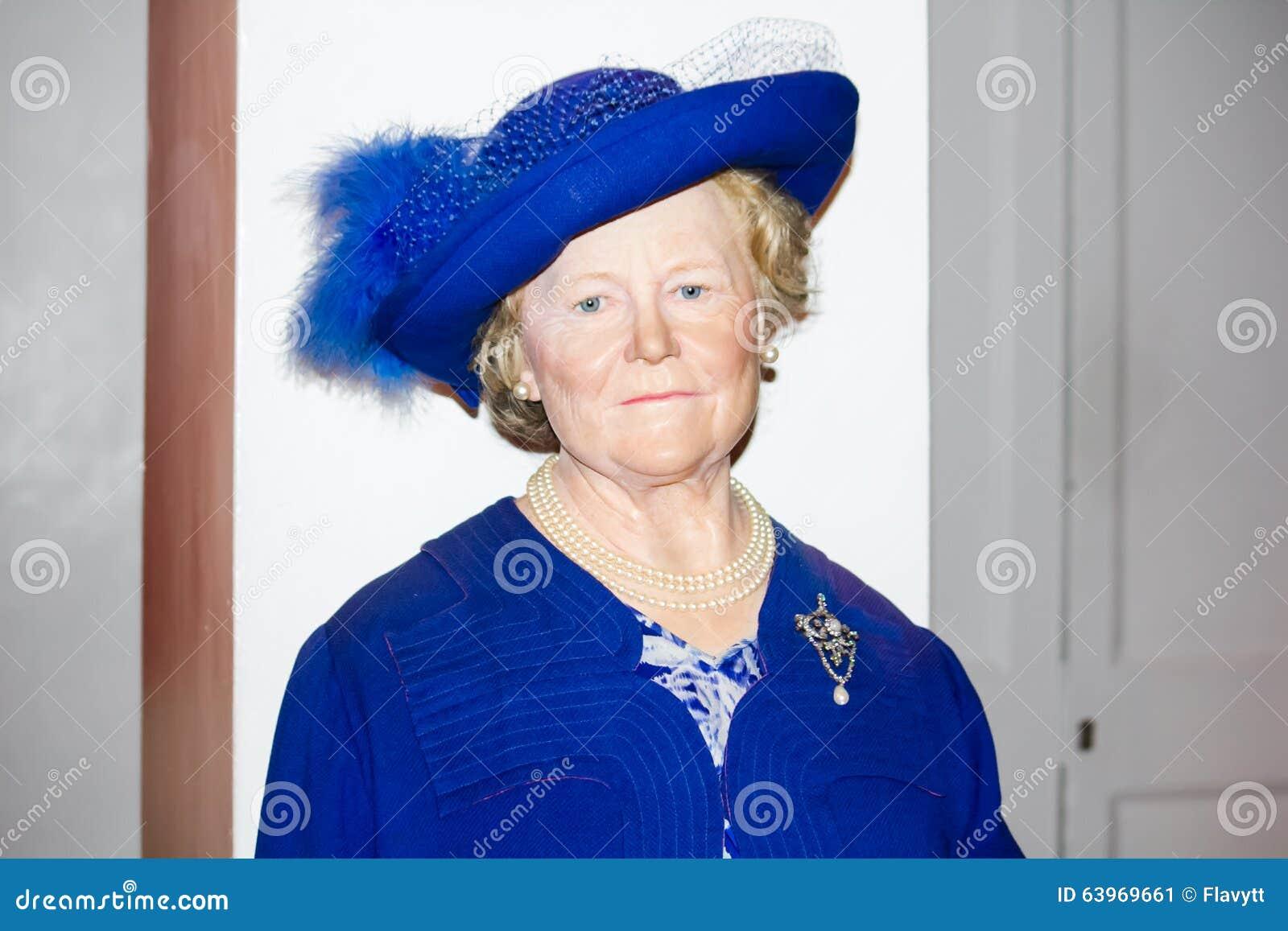 Królowa Elizabeth królowej matka