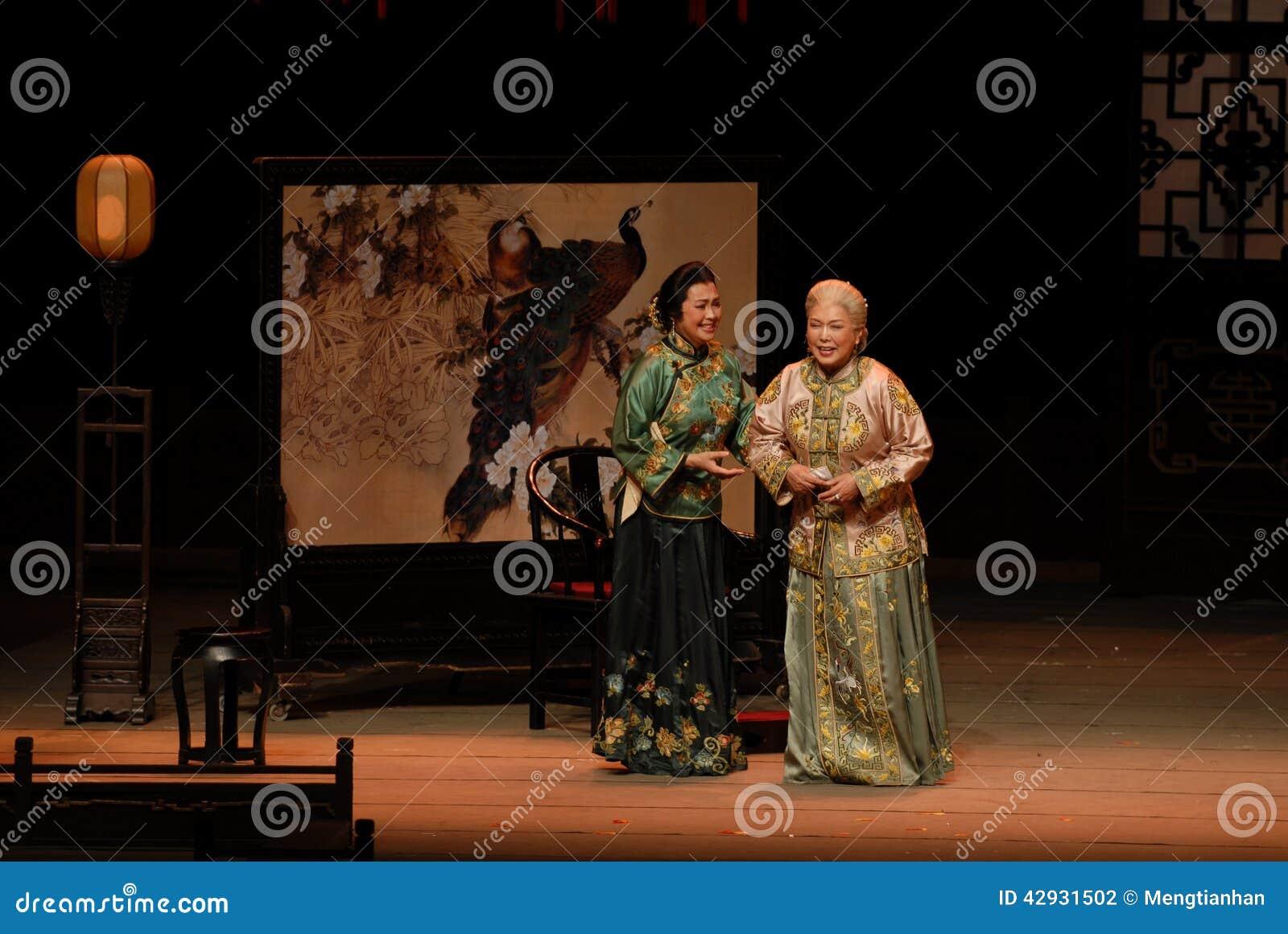 Królowa rodzina dramata jesień