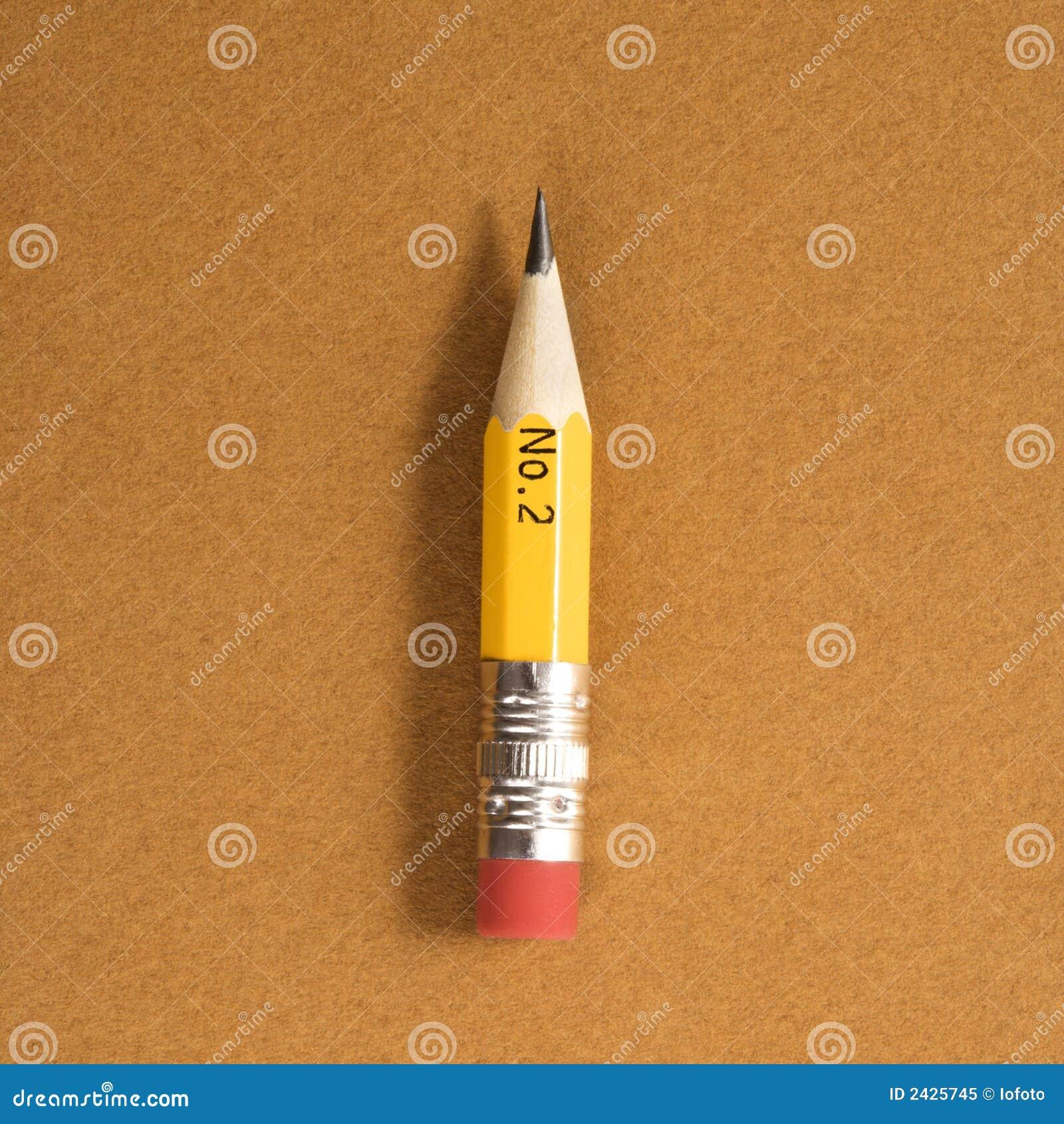 Krótki ołówek