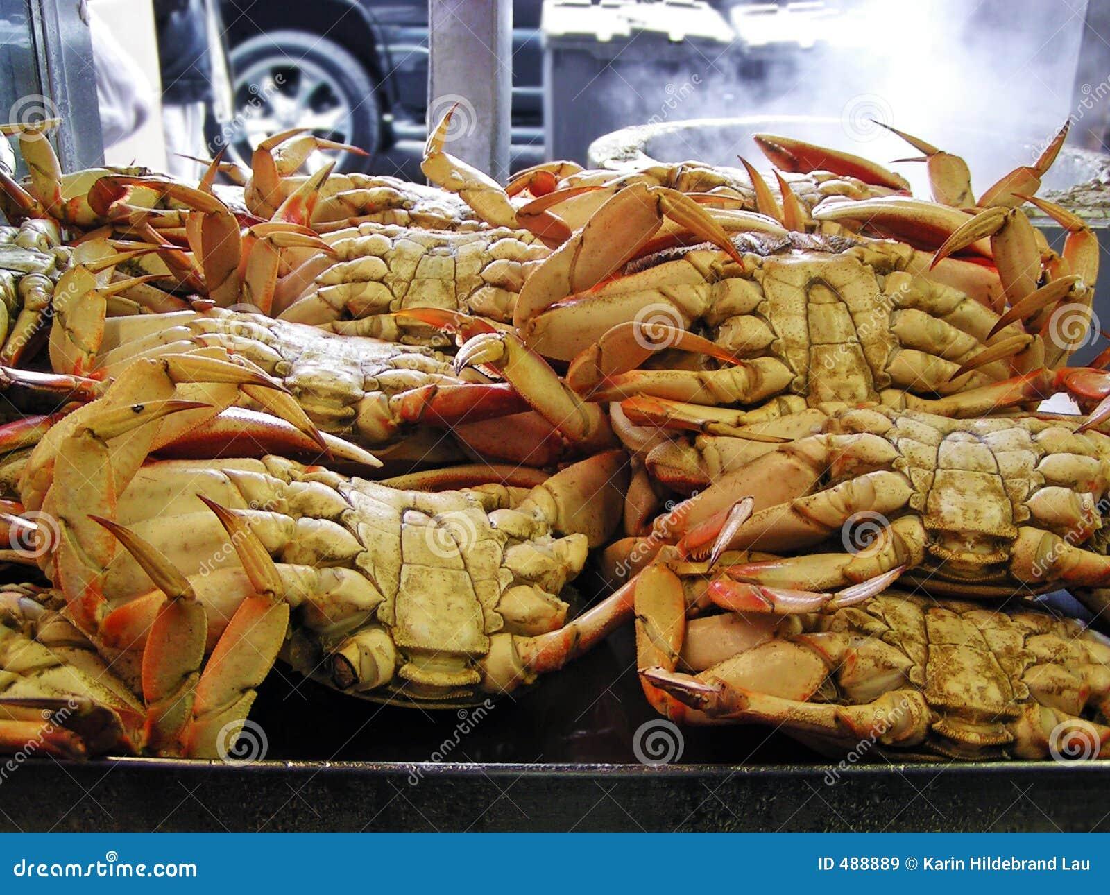 Krabbaförsäljning