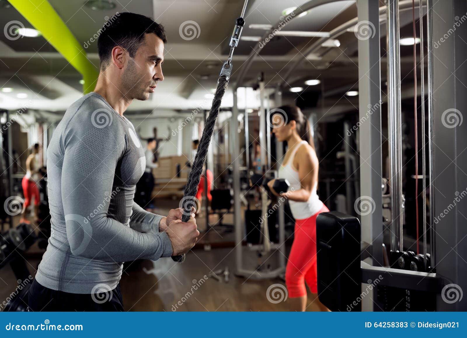Kraftig övning