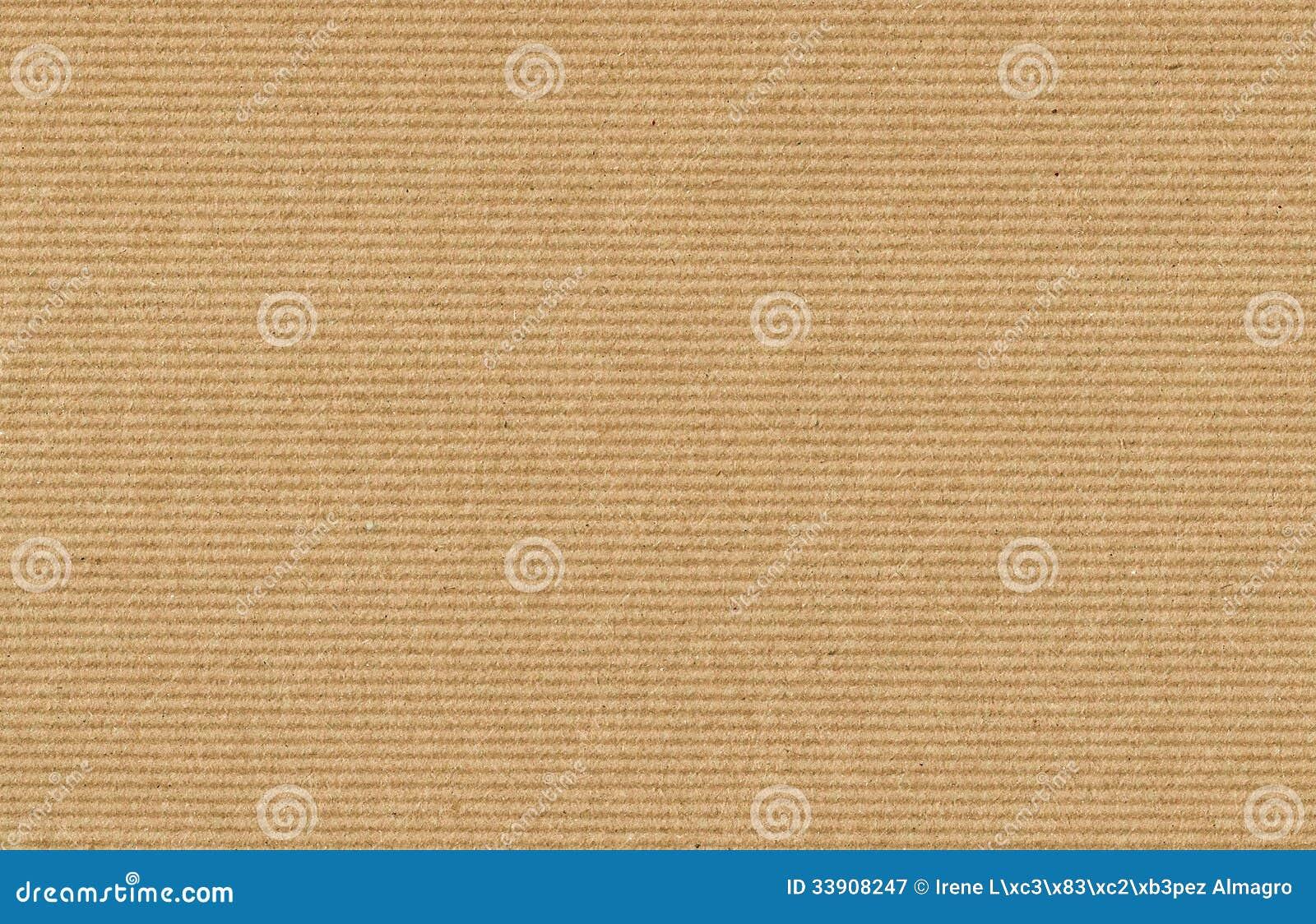 Kraftpapier-document karton