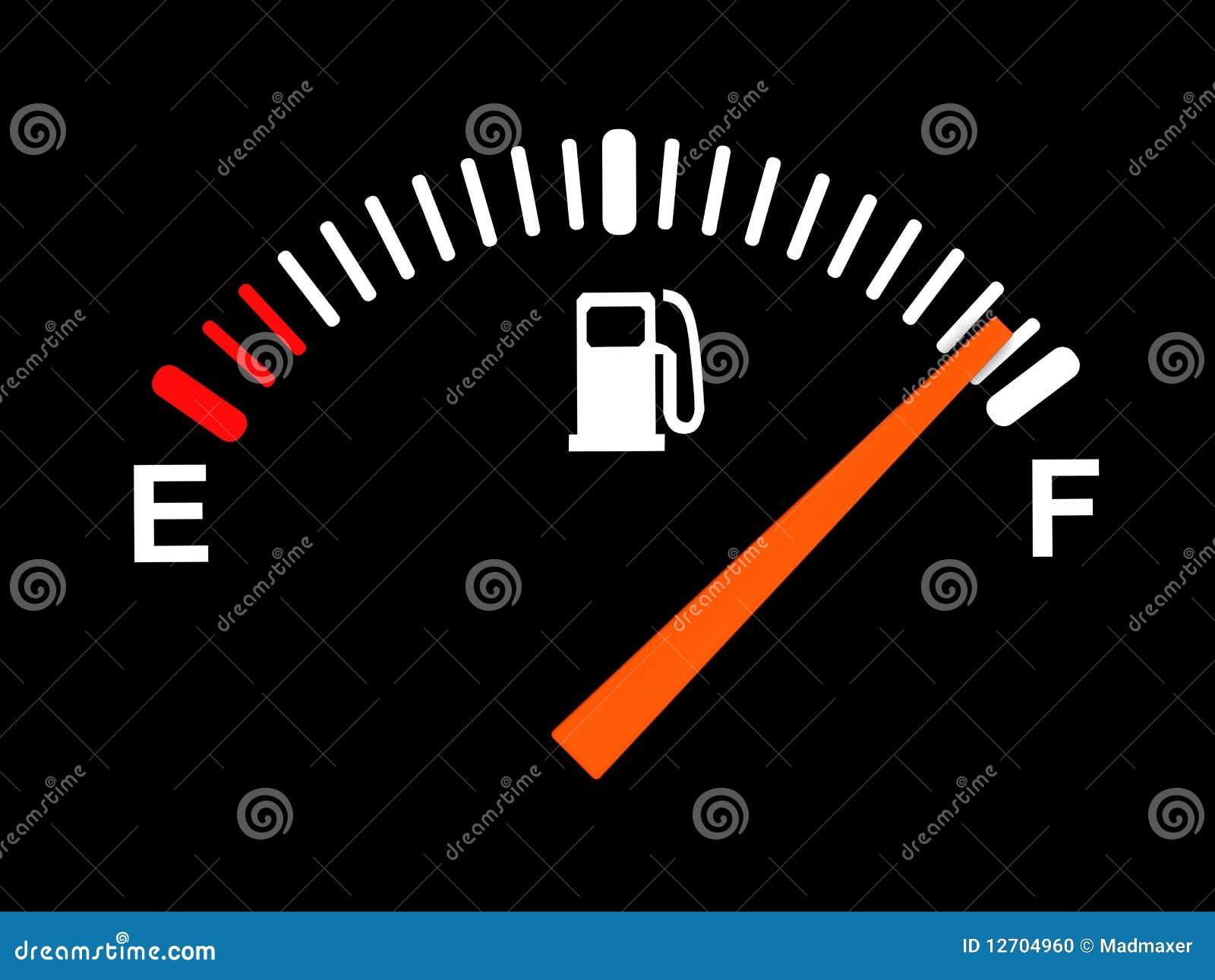Kraftstoffmeßinstrument