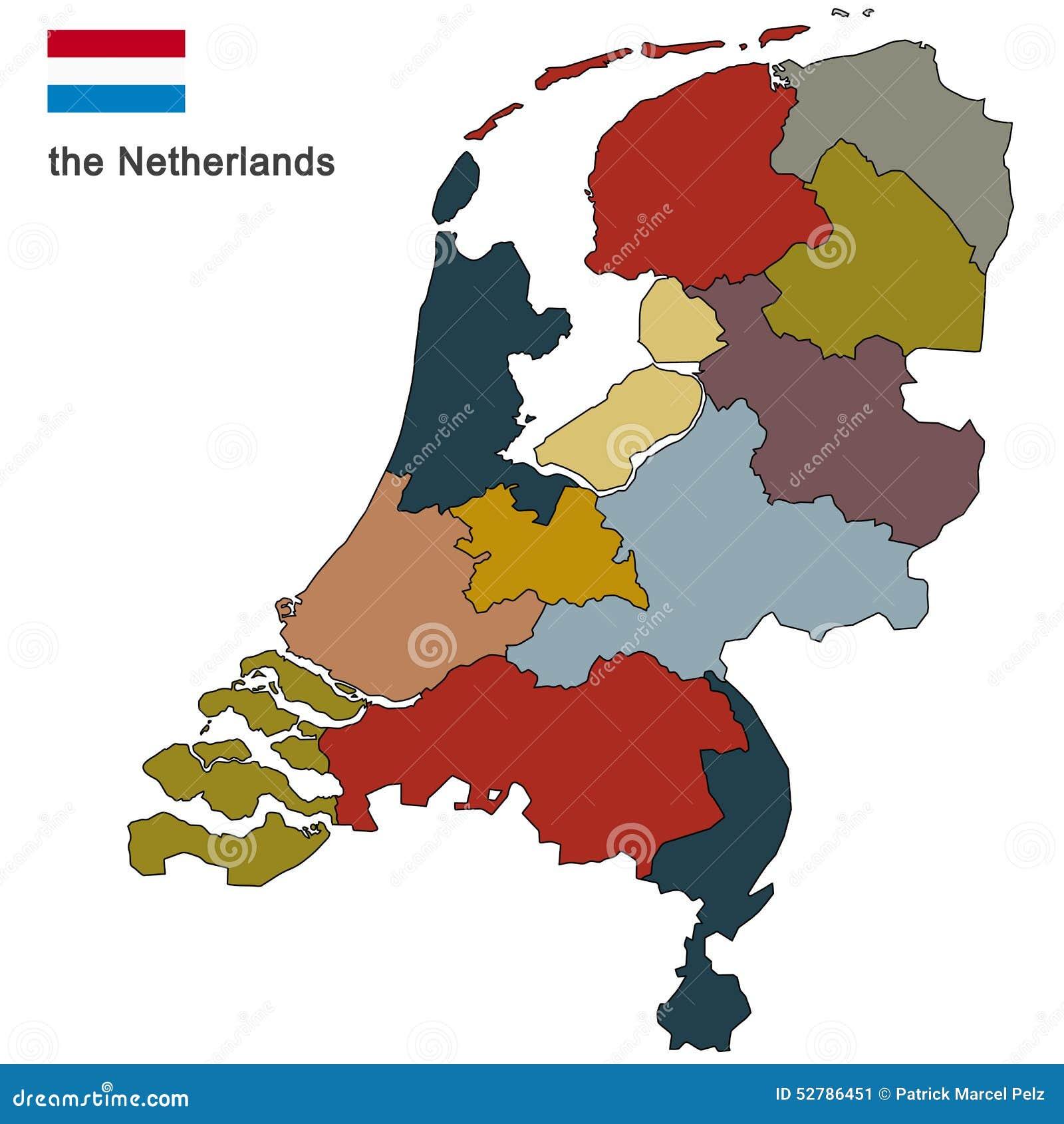 Kraj holandie
