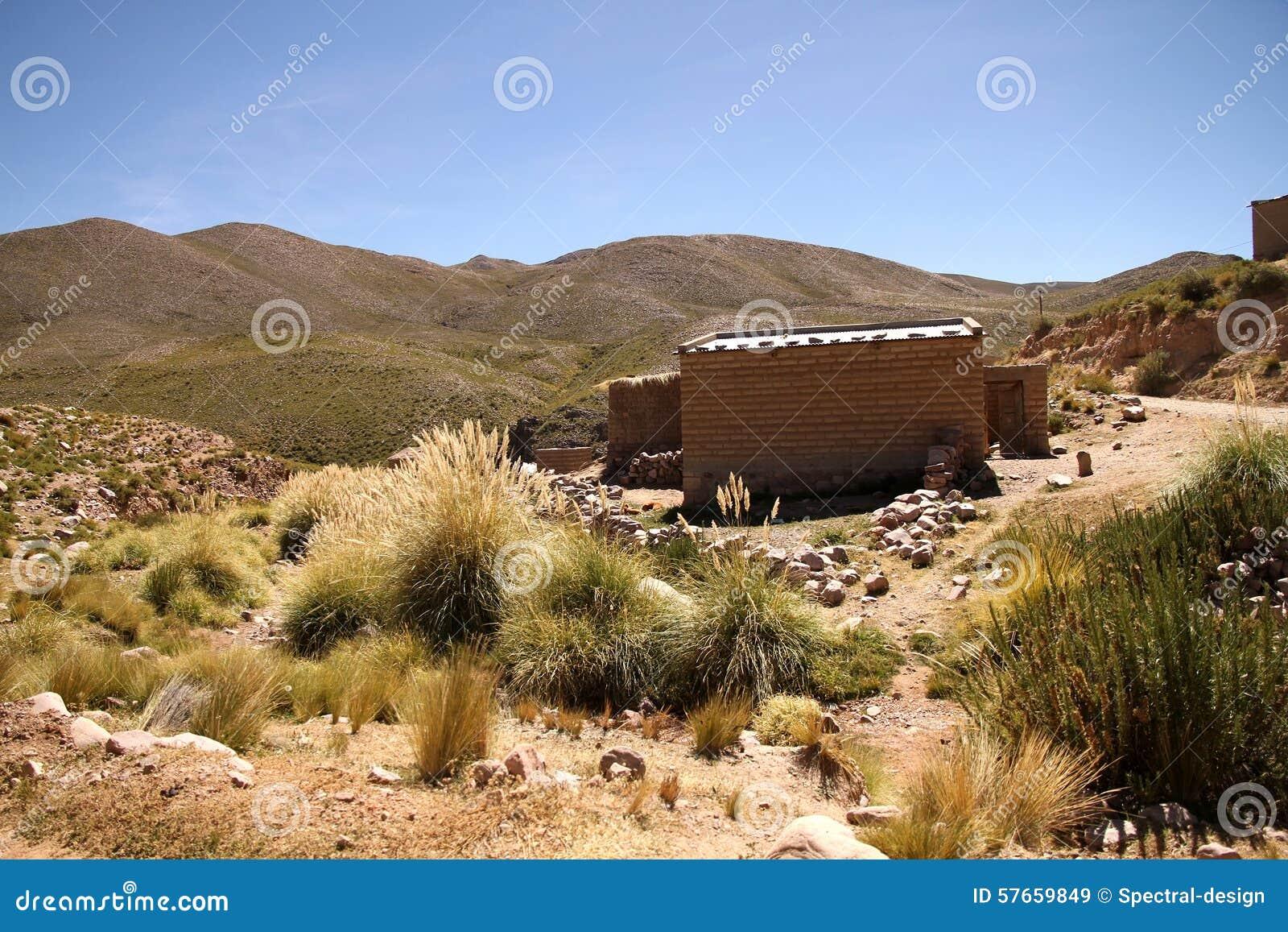 Krajobraz Jujuy