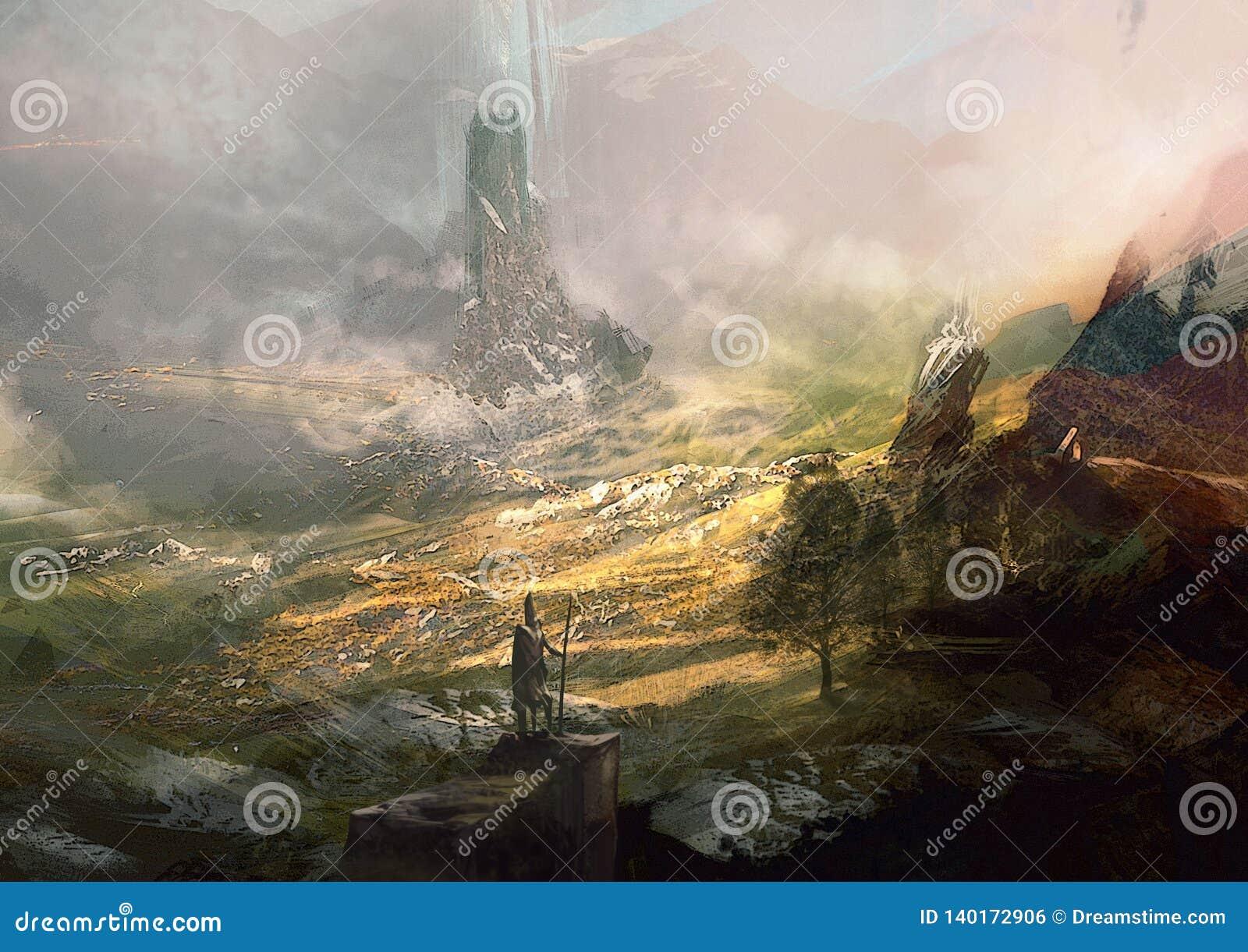 Krajobrazowa fantazja