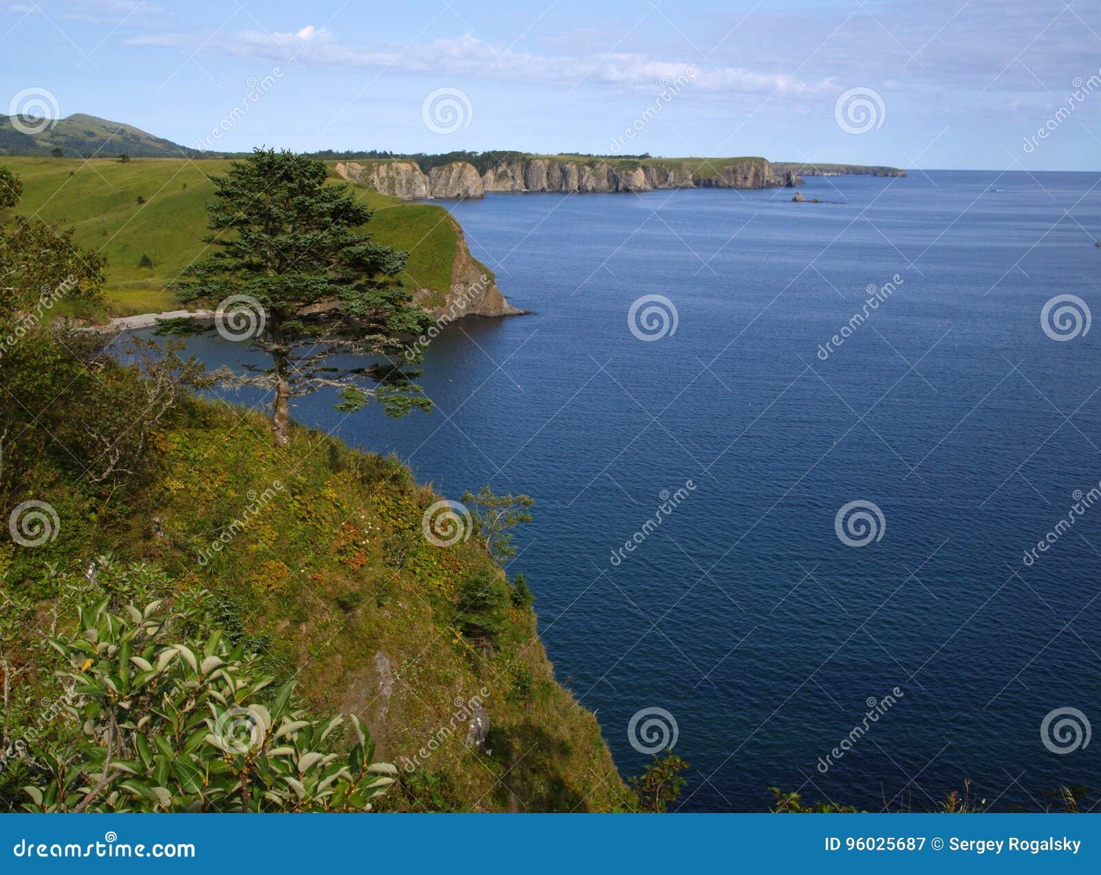 Krajobrazowy oceaniczny