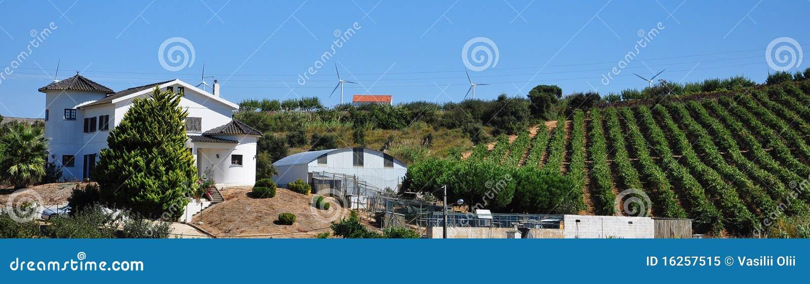 Krajobrazowy Portugal