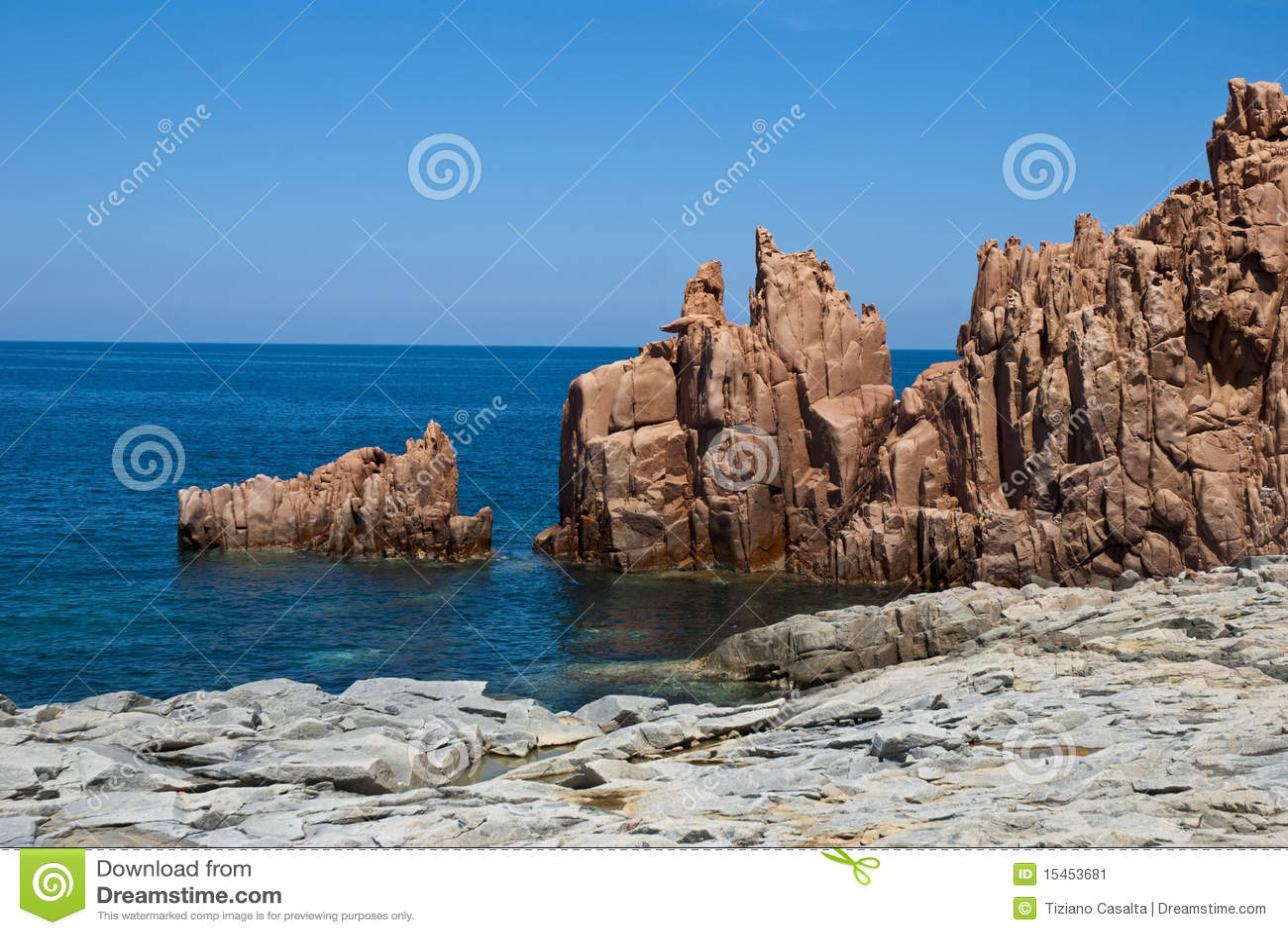 Krajobrazowy Sardinia