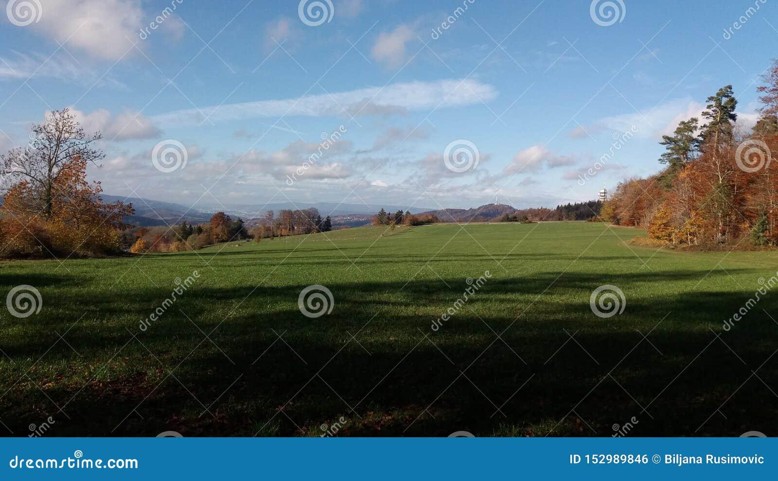 Krajobrazu Szwajcarii