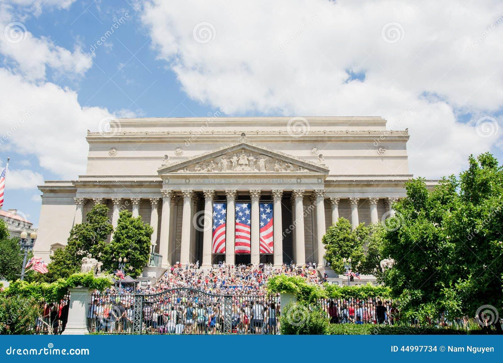 Krajowi archiwa Stany Zjednoczone