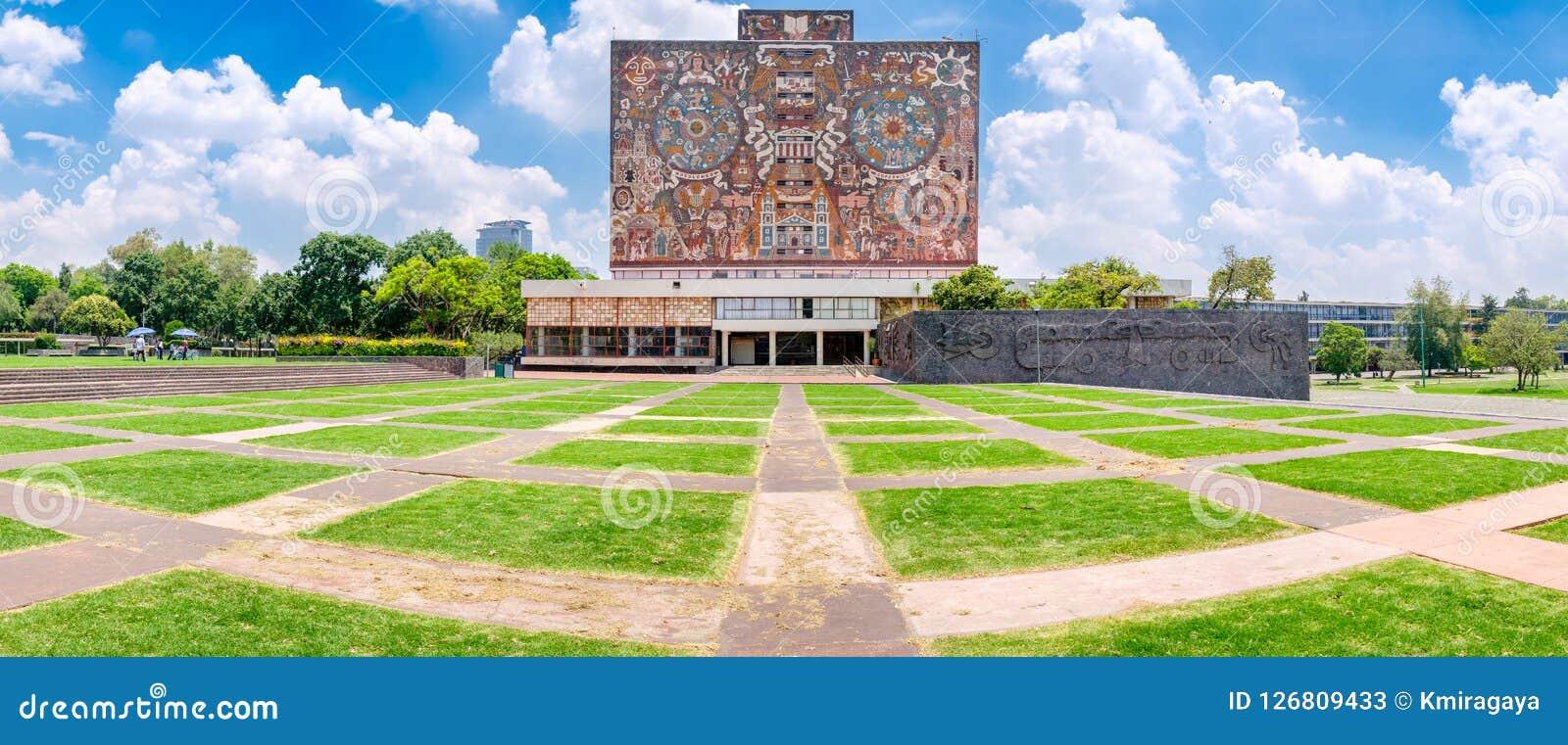 Krajowy Autonomiczny uniwersytet Meksyk