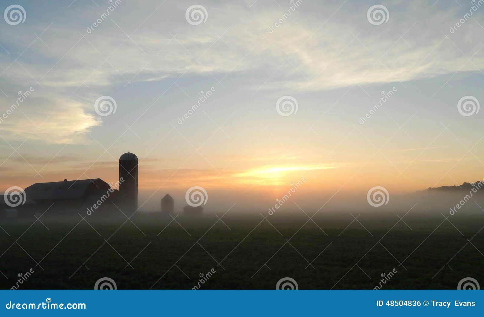 Kraju wschód słońca