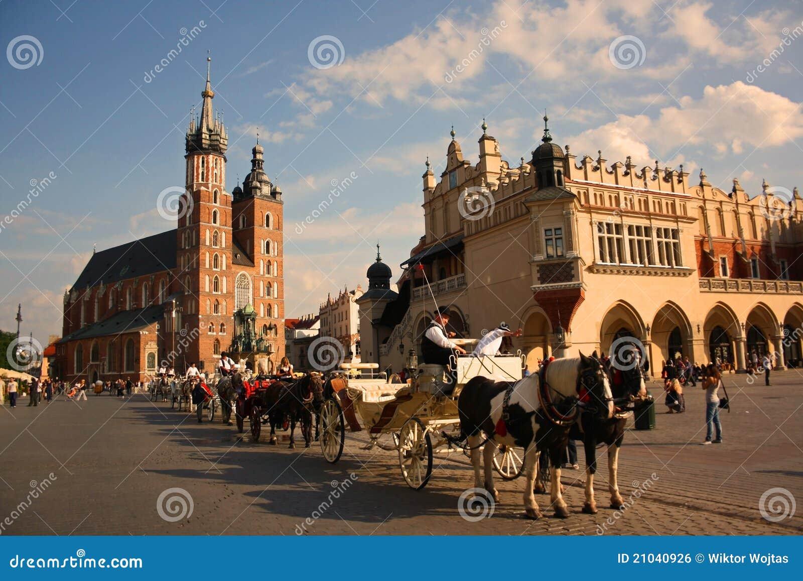 Krakau (Krakau, Polen)