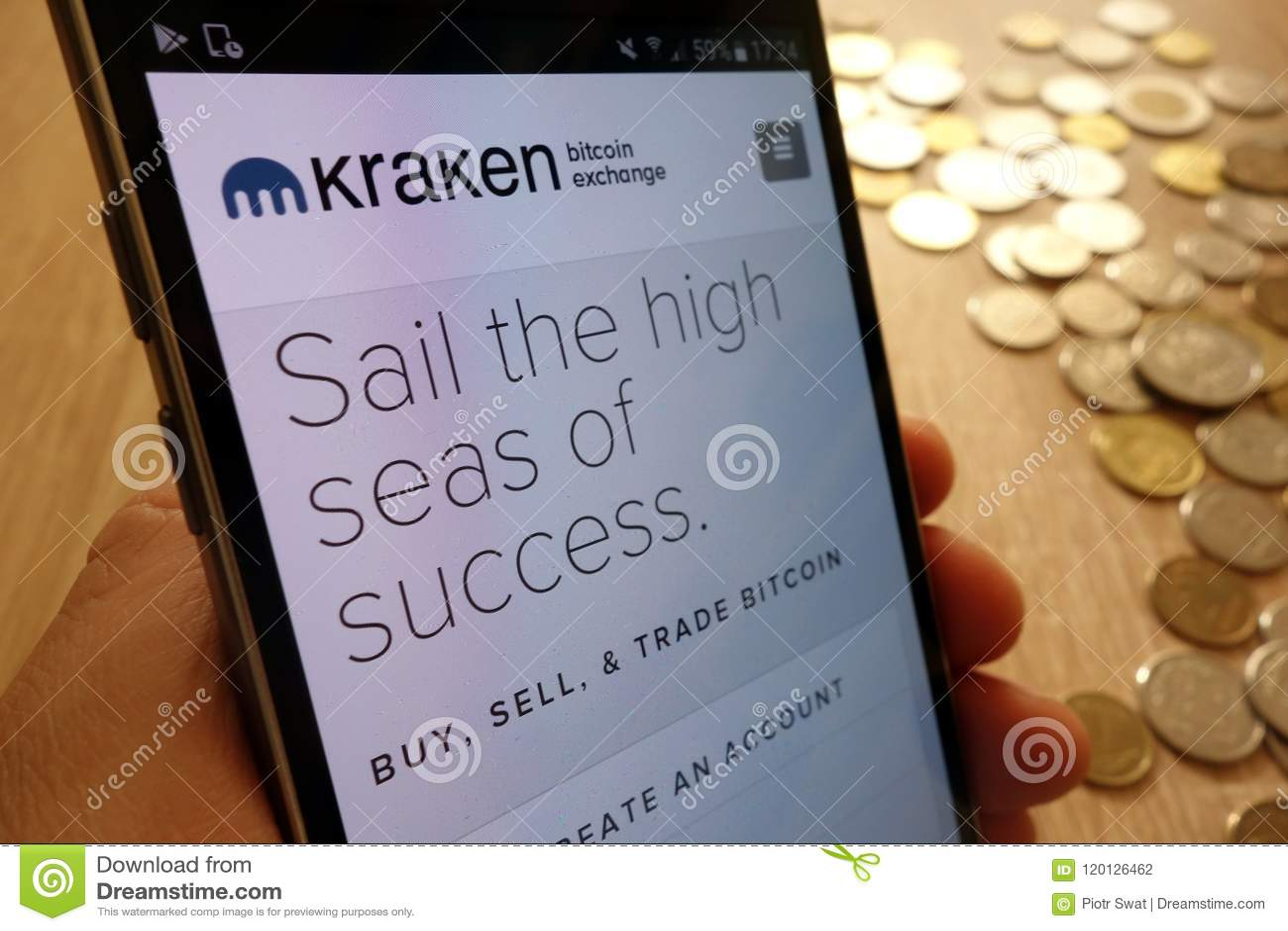 kraken buy coins