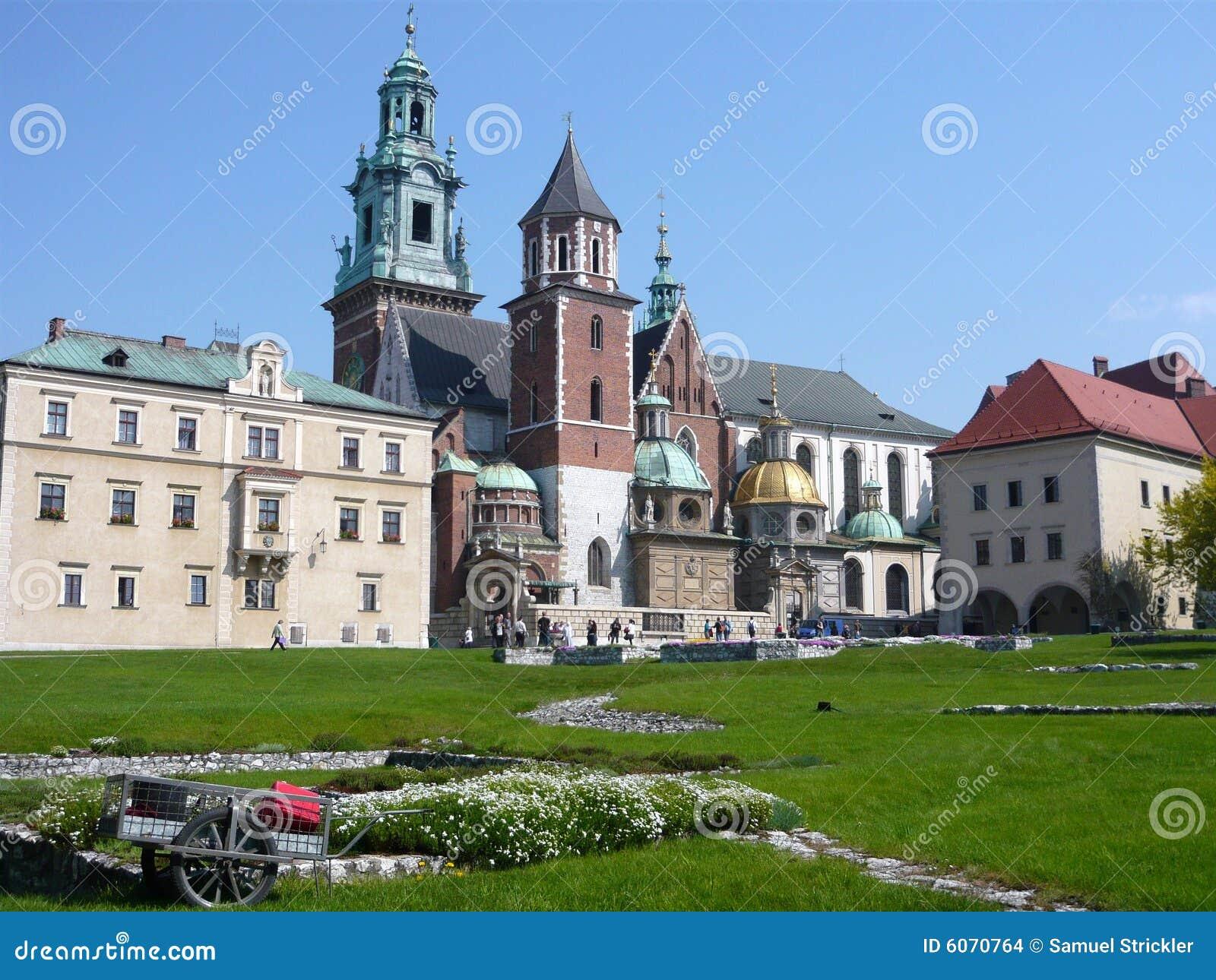 Krakow_Castle