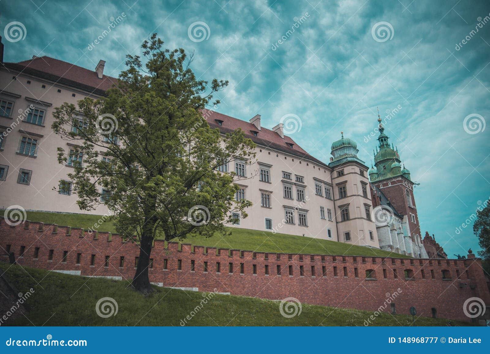Krakow grodowy wawel