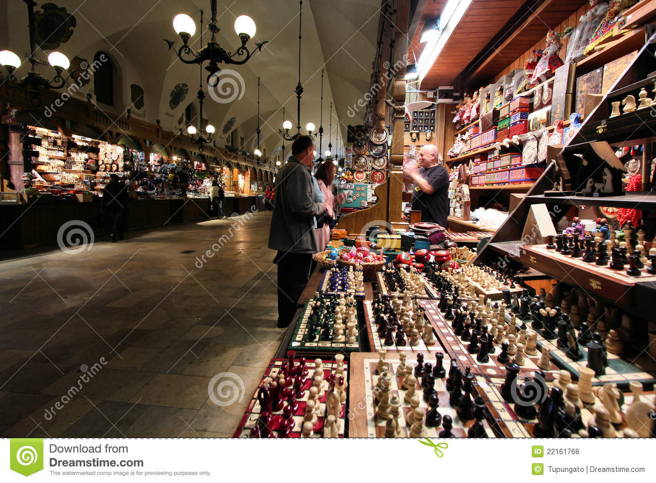 Krakow Sukiennice Editorial Stock Photo Image 22161768