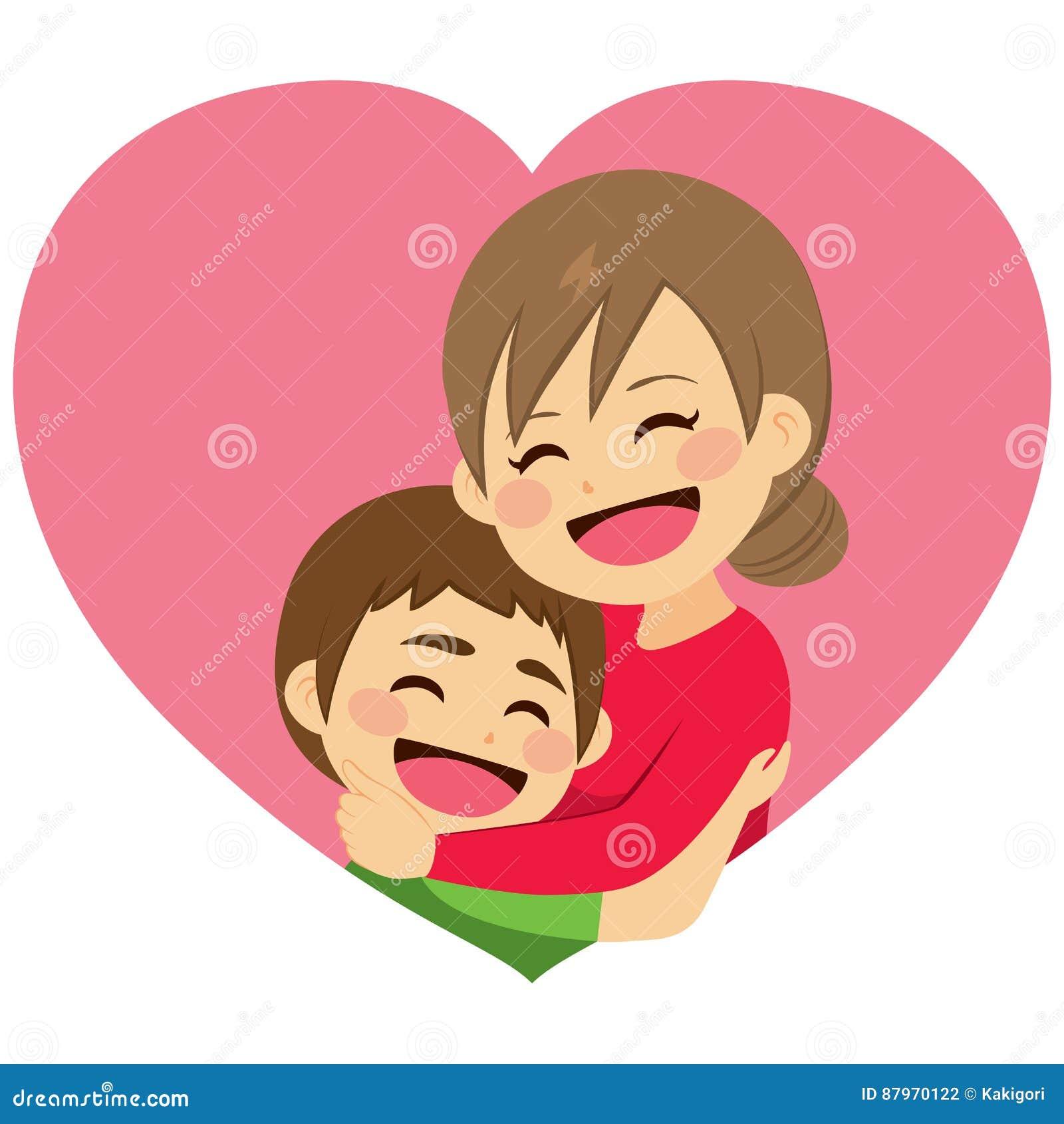 Kram för dag för moder` s