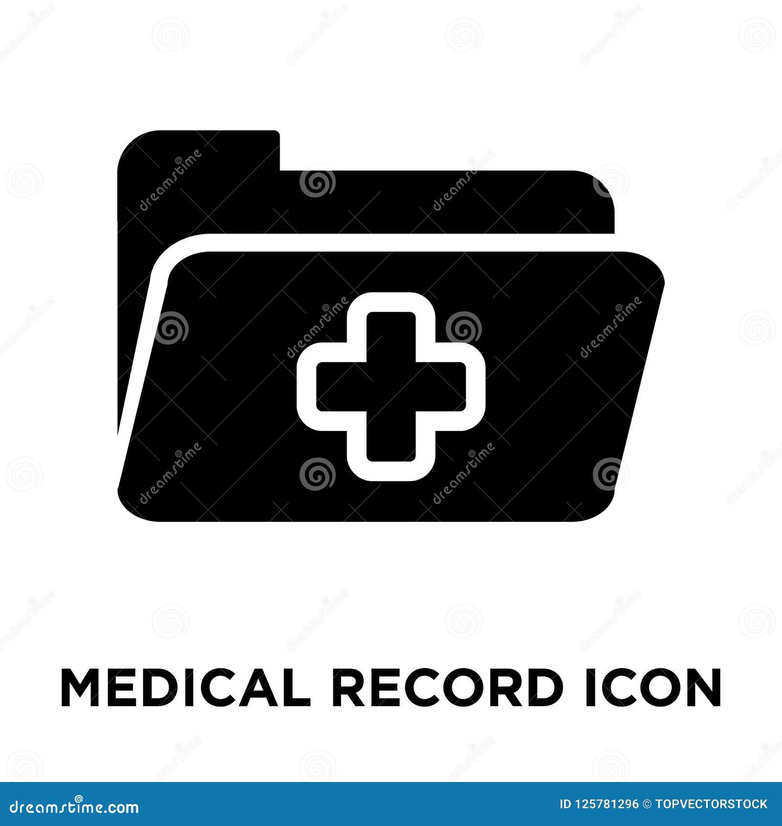 Krankenblattikonenvektor lokalisiert auf weißem Hintergrund, Logo Co