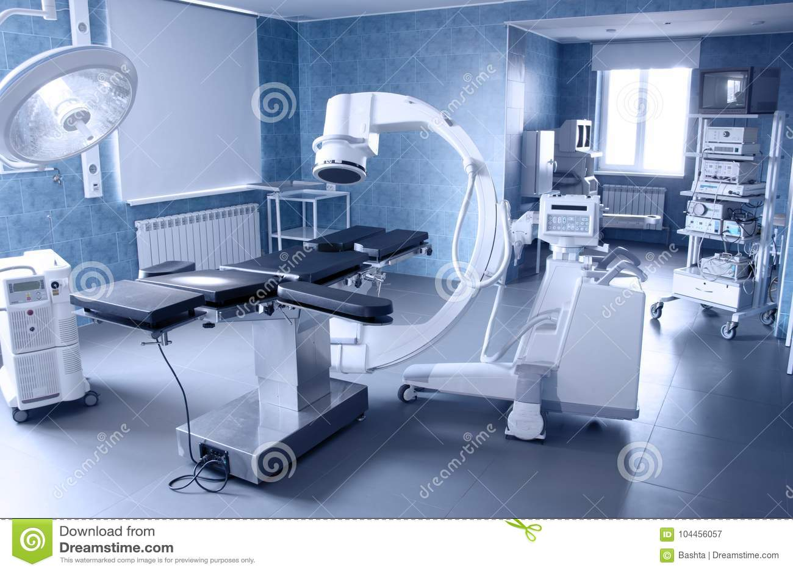 Krankenhausbetrieb Medizinische Ausrüstung