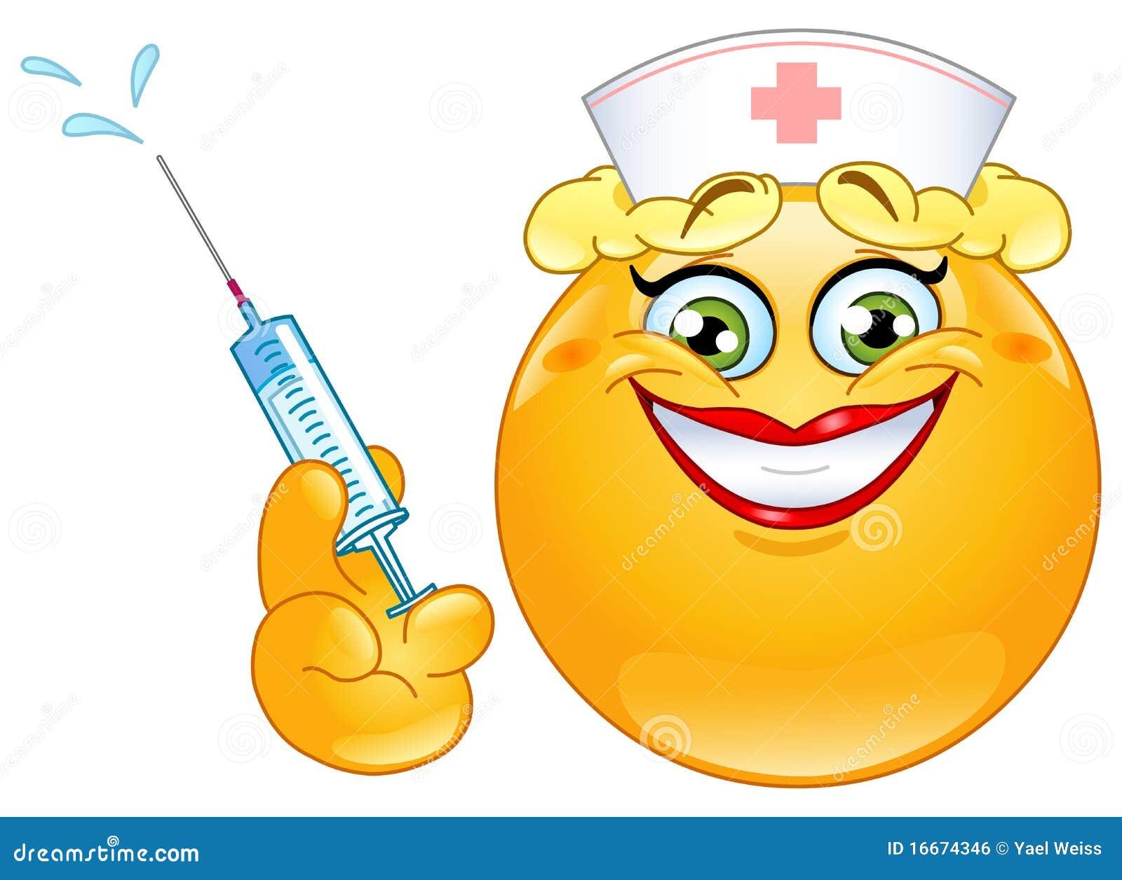 Krankenschwester Emoticon