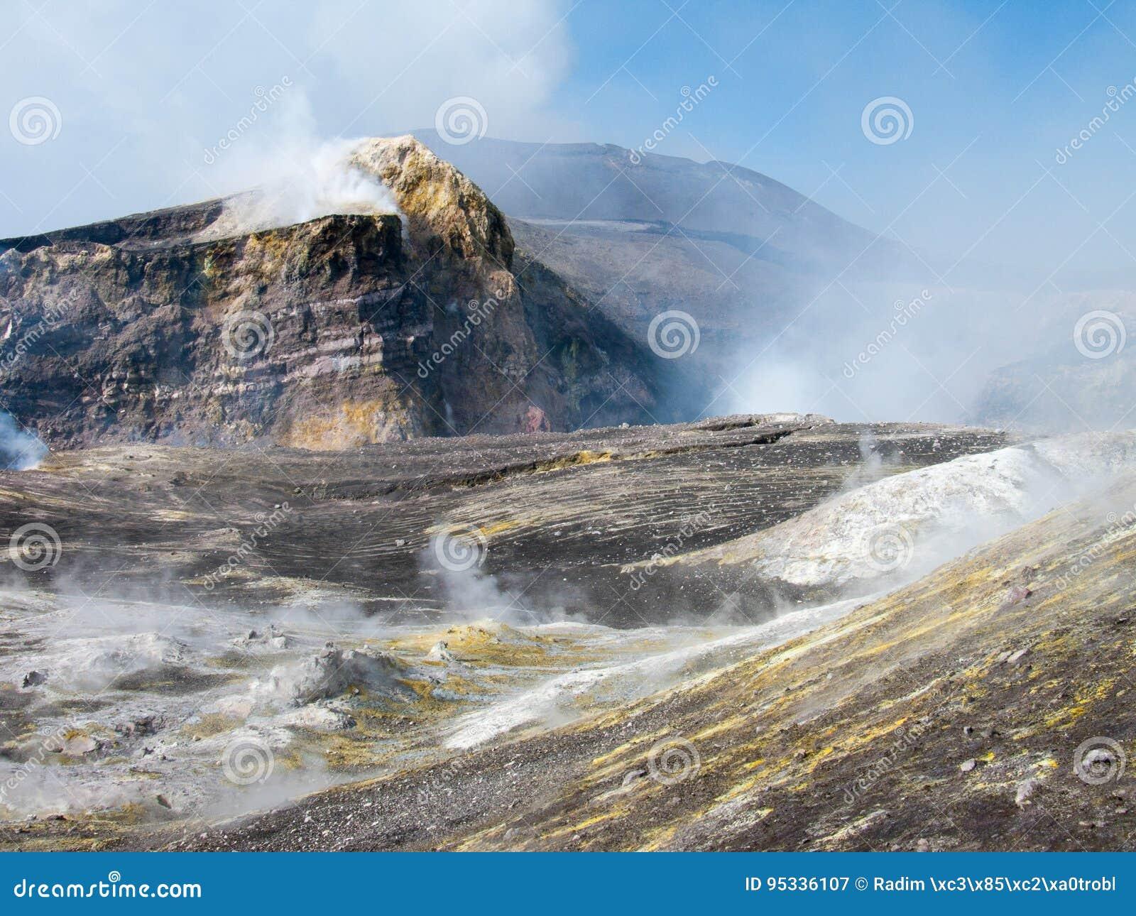 Kratery Etna