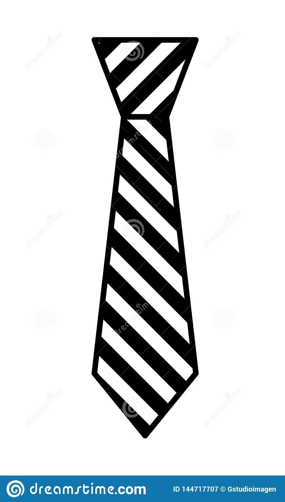Krawata akcesorium dla mężczyzn