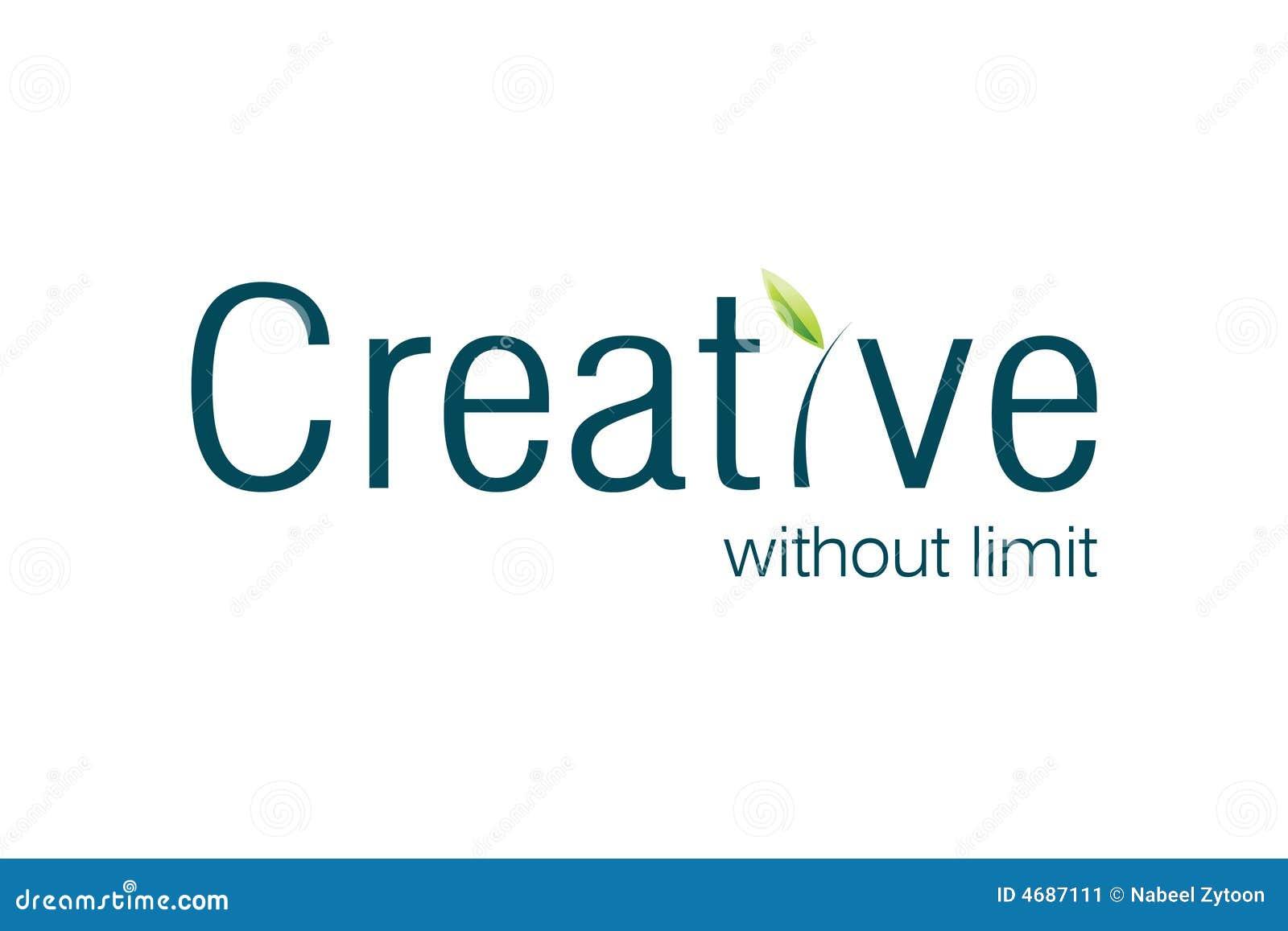 Kreatives Zeichen